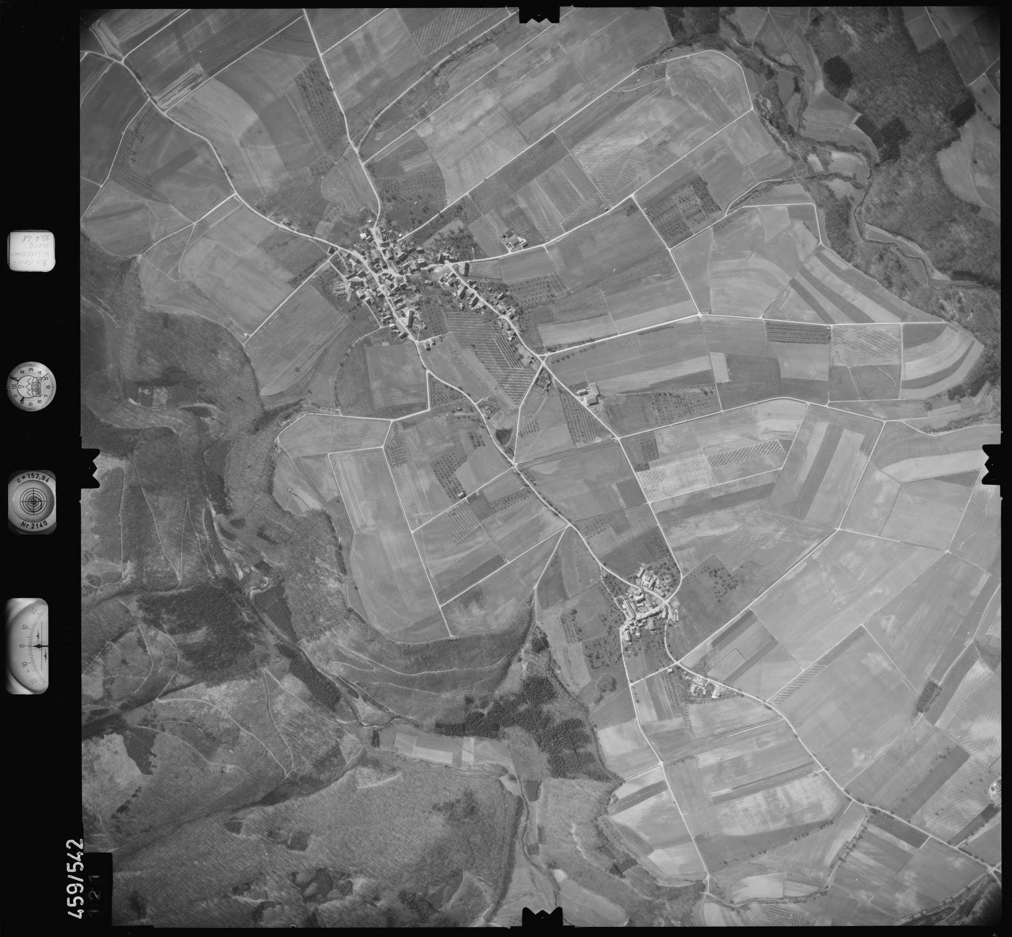 Luftbild: Film 103 Bildnr. 121, Bild 1