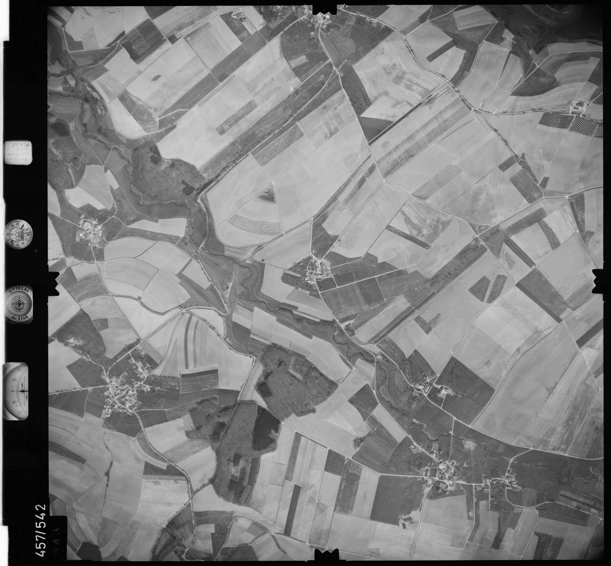 Luftbild: Film 105 Bildnr. 43, Bild 1