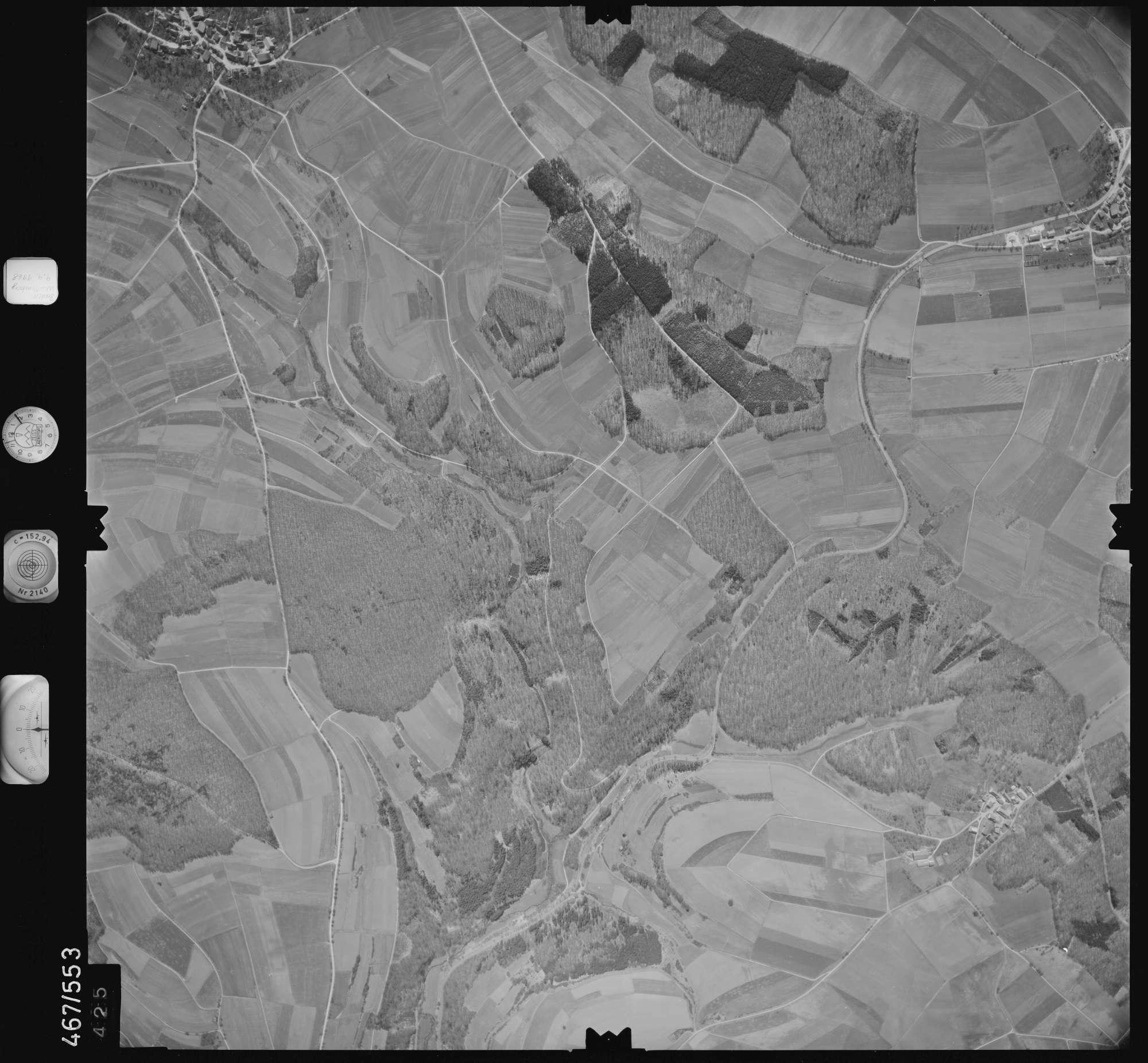 Luftbild: Film 101 Bildnr. 425, Bild 1