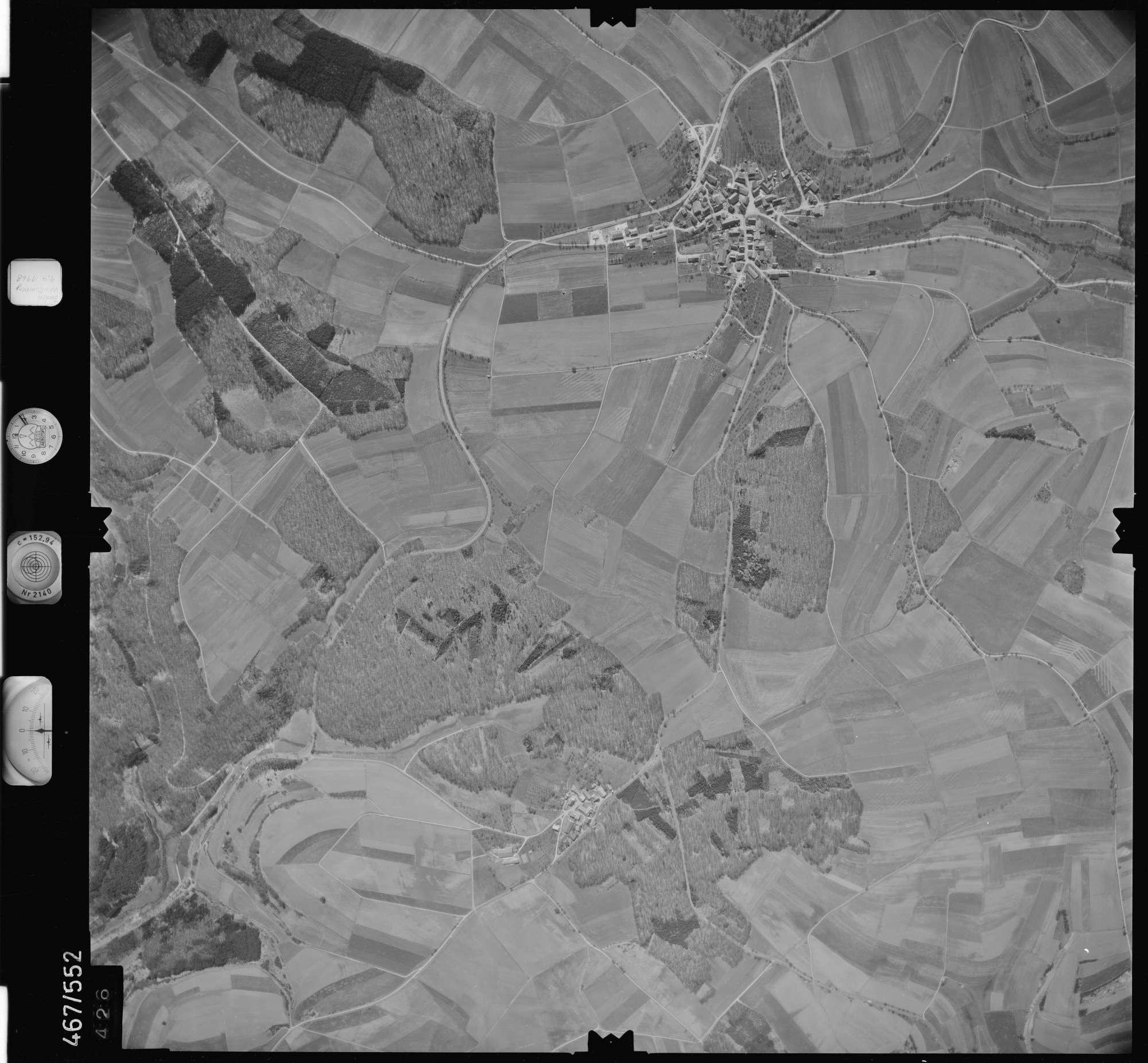 Luftbild: Film 101 Bildnr. 426, Bild 1