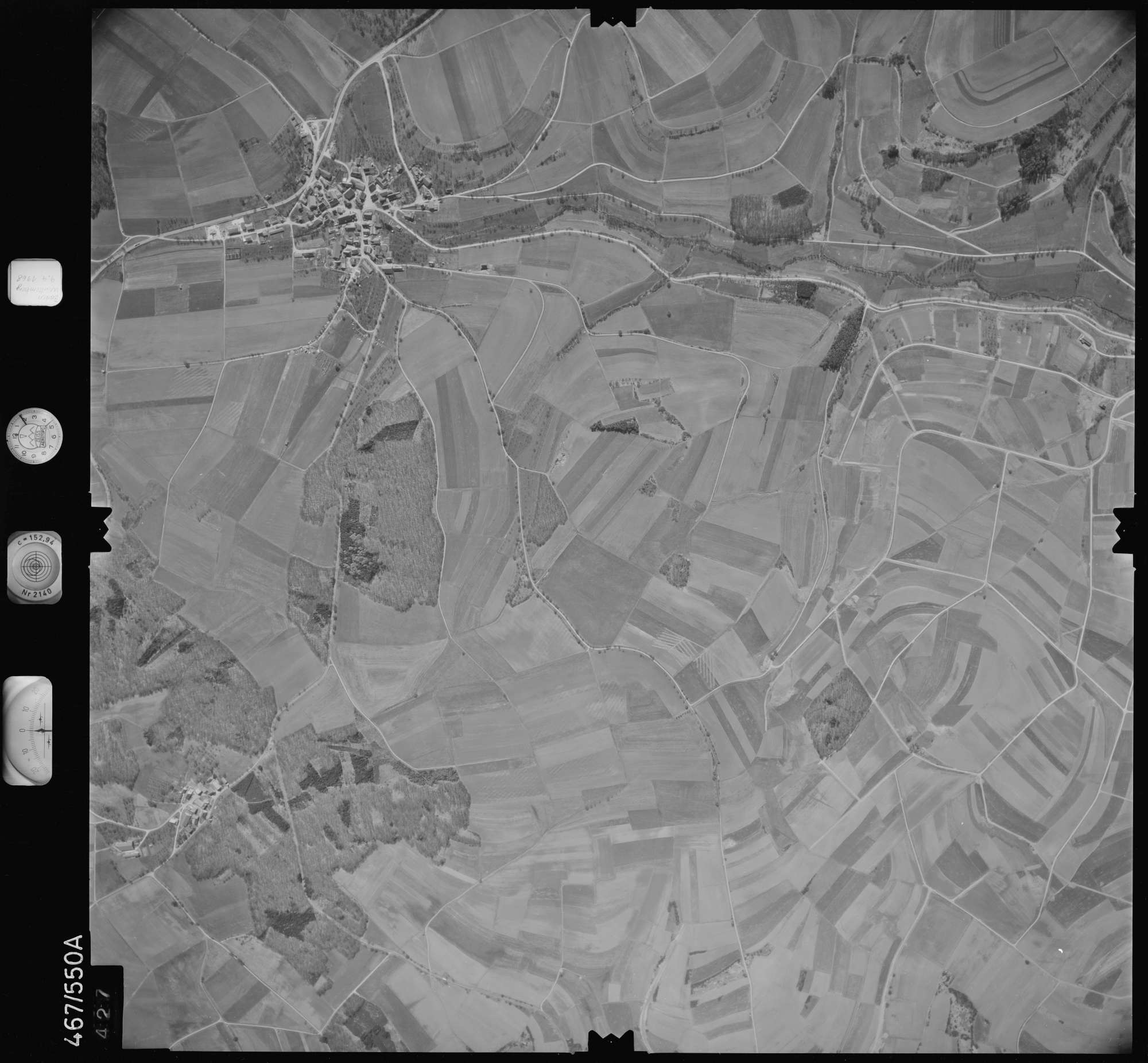 Luftbild: Film 101 Bildnr. 427, Bild 1