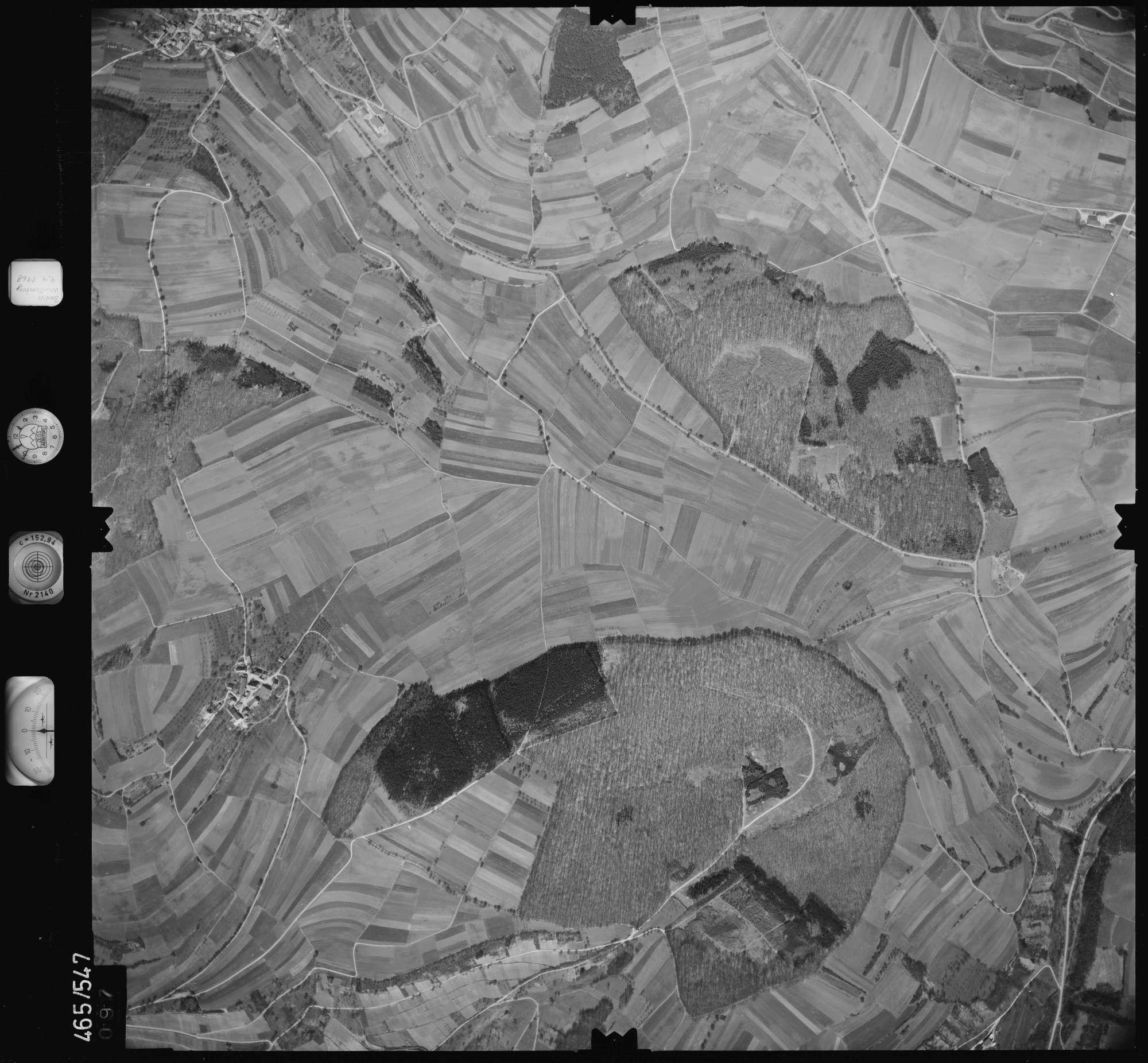 Luftbild: Film 102 Bildnr. 97, Bild 1