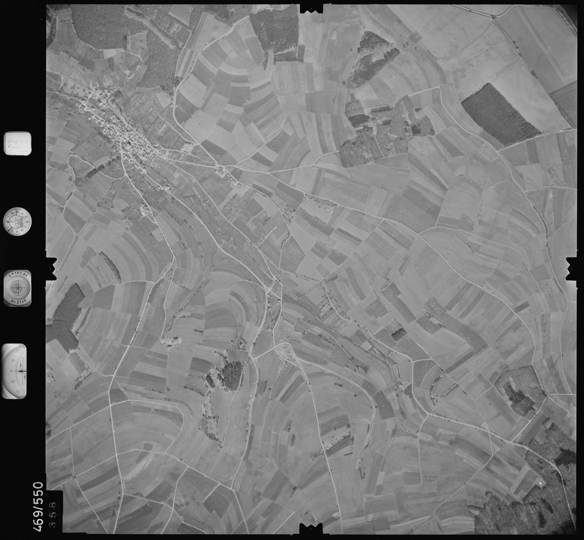 Luftbild: Film 101 Bildnr. 358, Bild 1