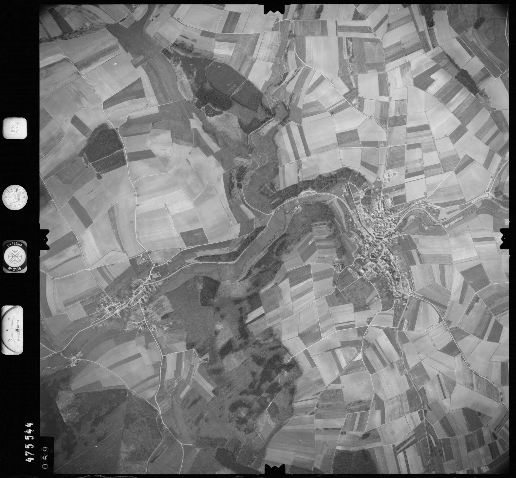 Luftbild: Film 899 Bildnr. 59, Bild 1