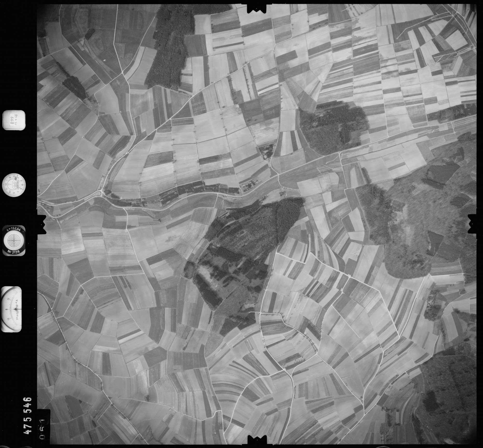 Luftbild: Film 899 Bildnr. 61, Bild 1