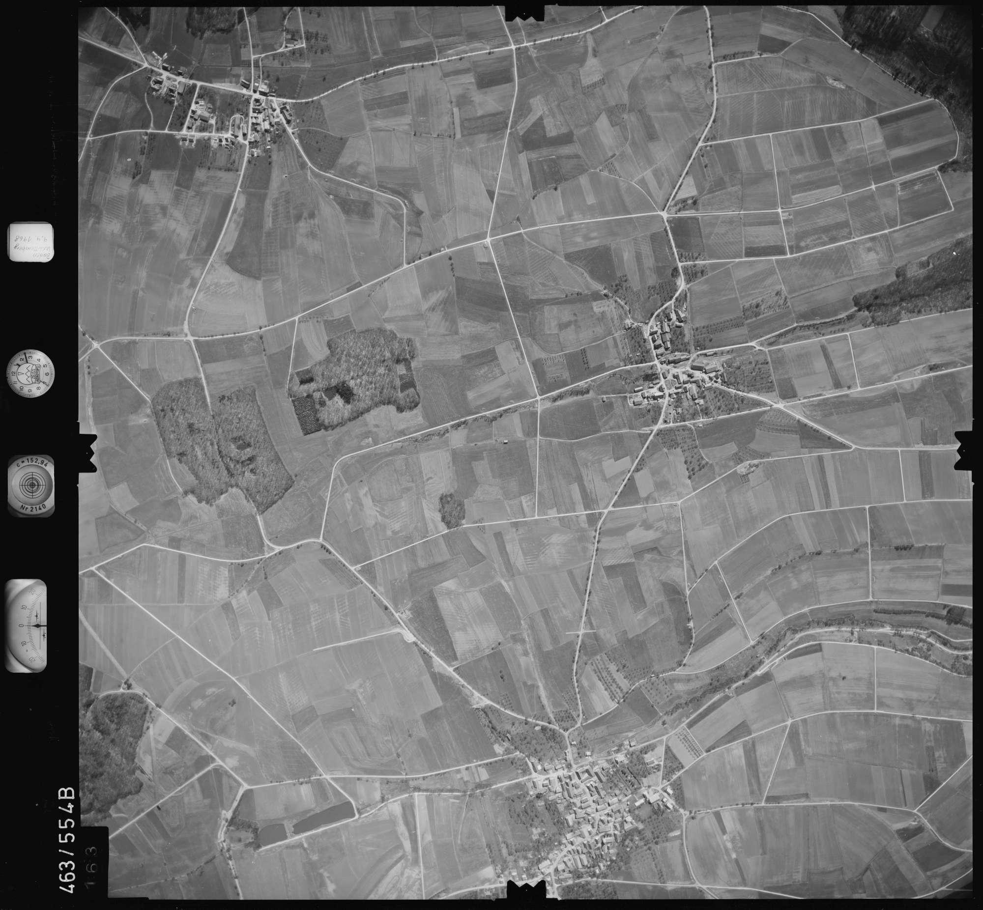 Luftbild: Film 102 Bildnr. 163, Bild 1