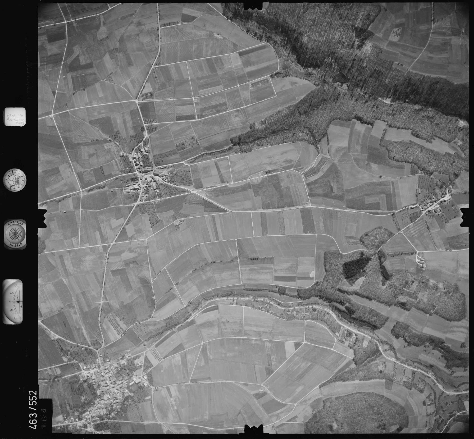 Luftbild: Film 102 Bildnr. 164, Bild 1