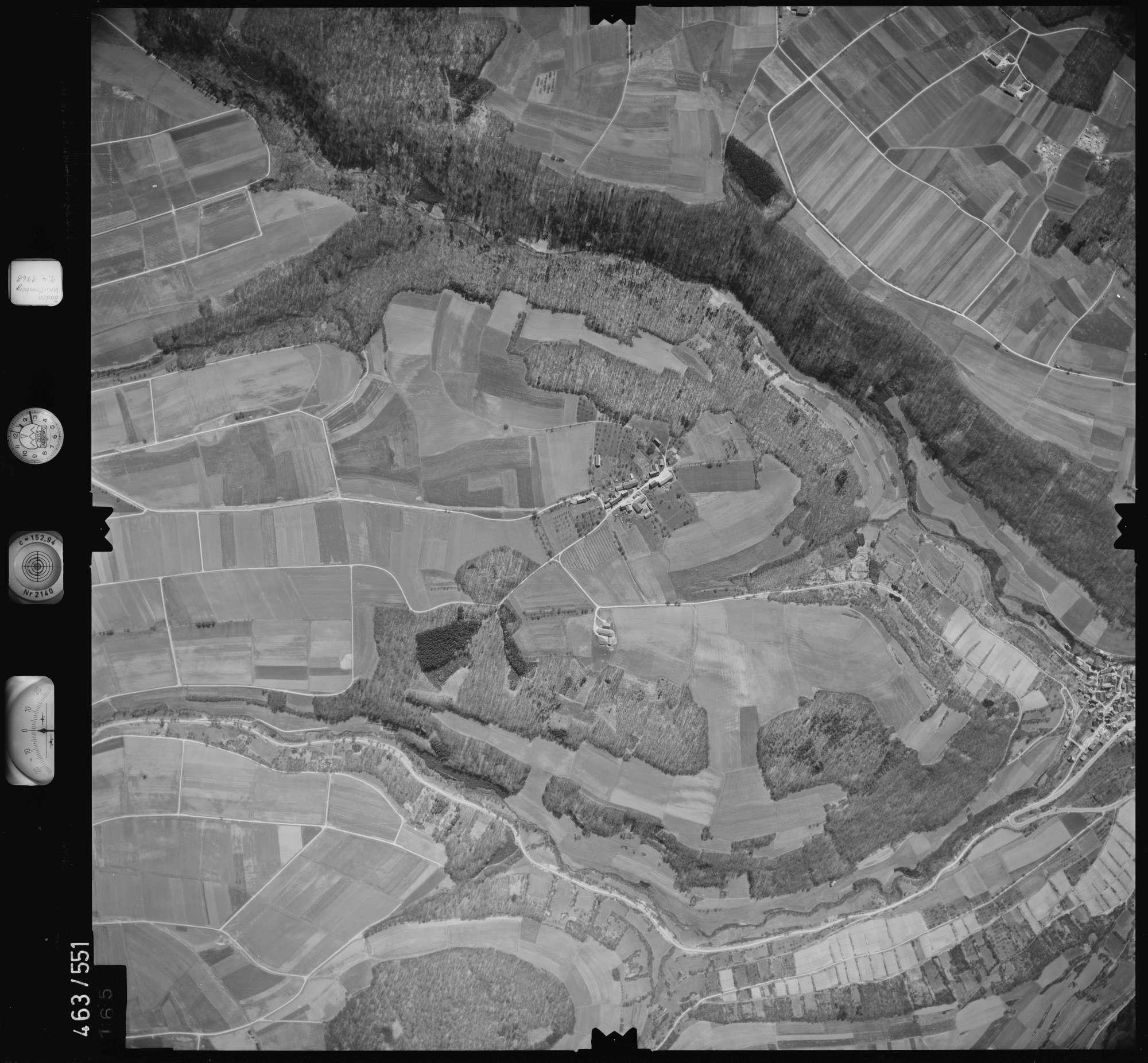 Luftbild: Film 102 Bildnr. 165, Bild 1