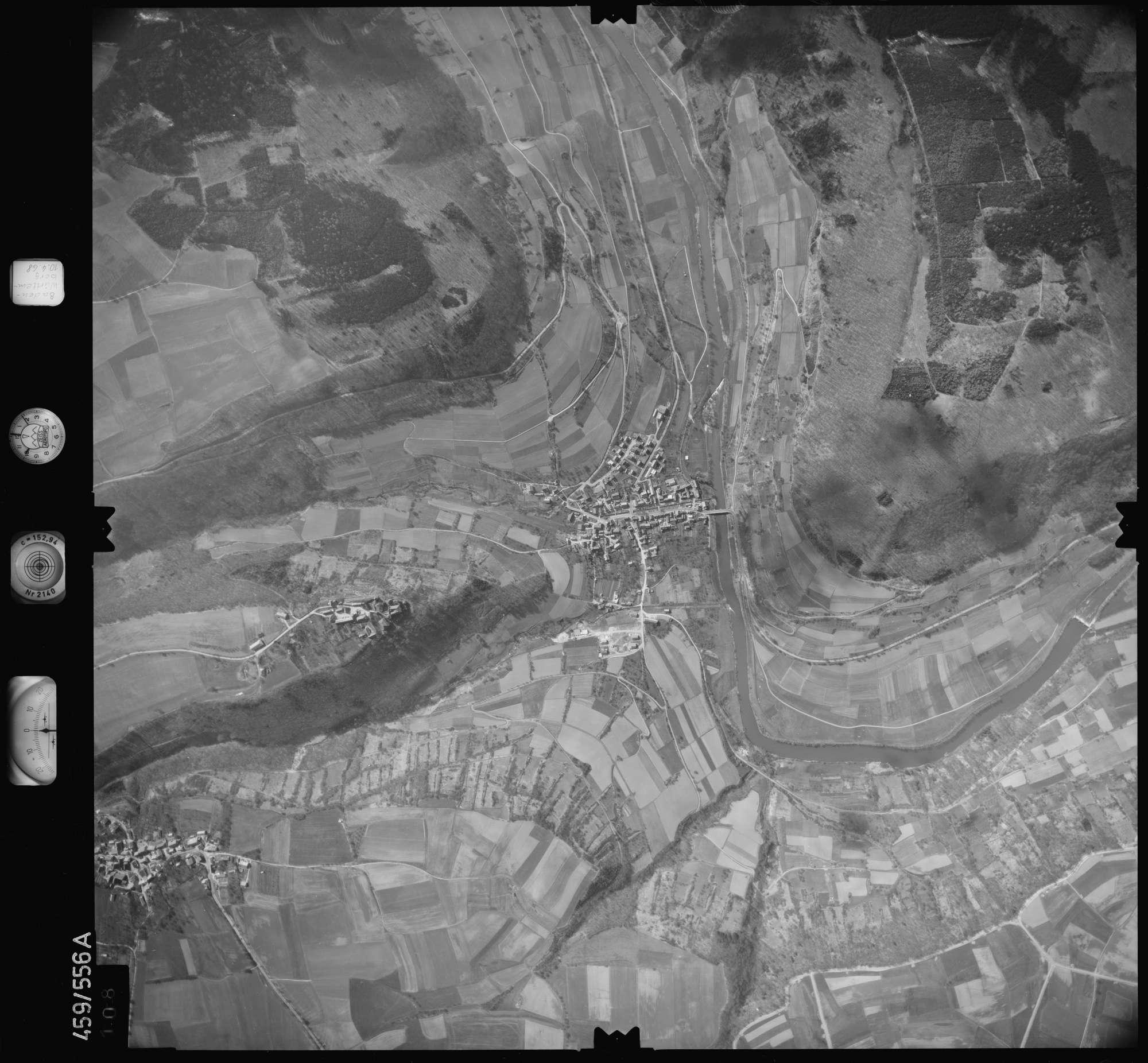 Luftbild: Film 103 Bildnr. 108, Bild 1
