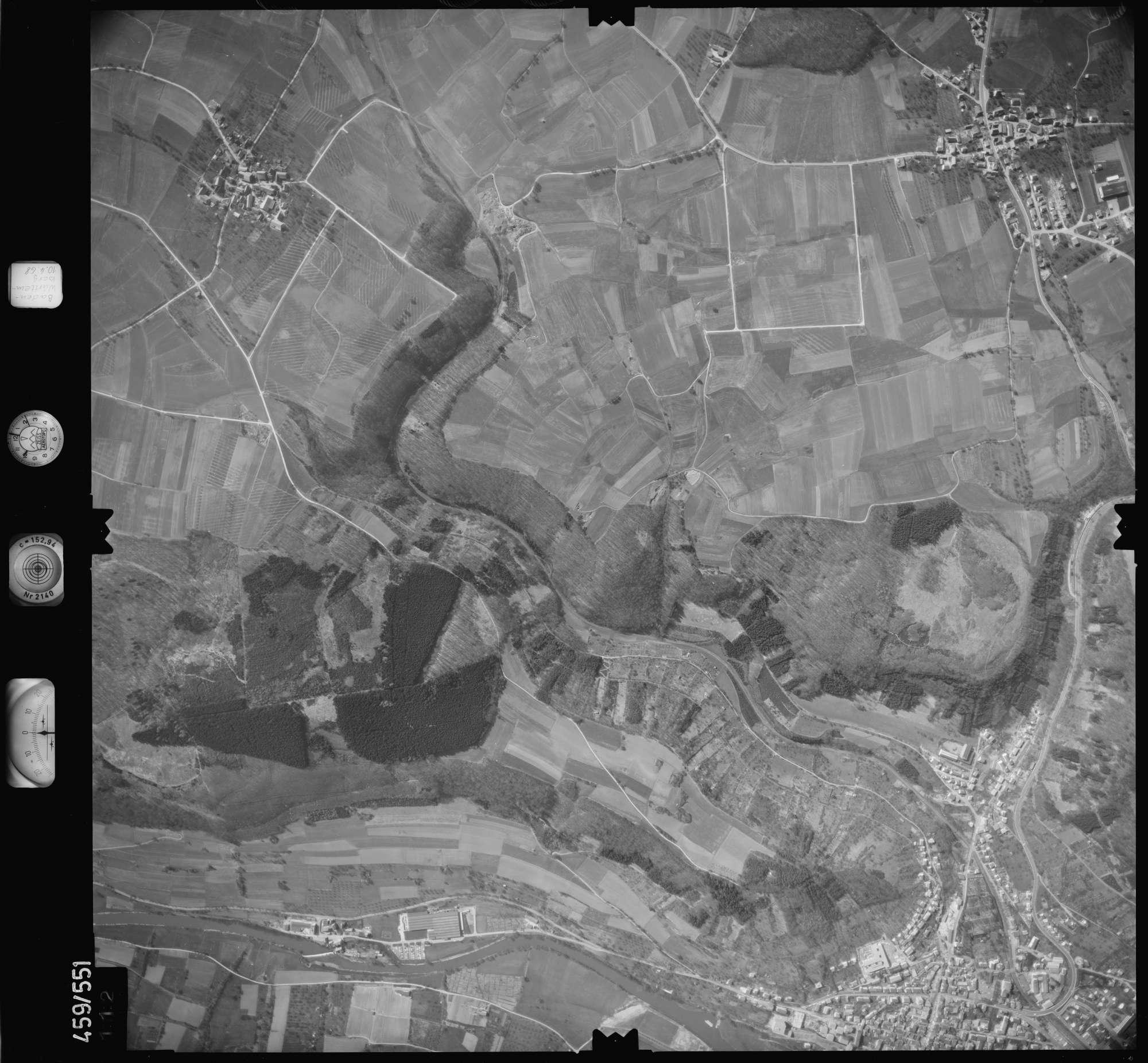 Luftbild: Film 103 Bildnr. 112, Bild 1
