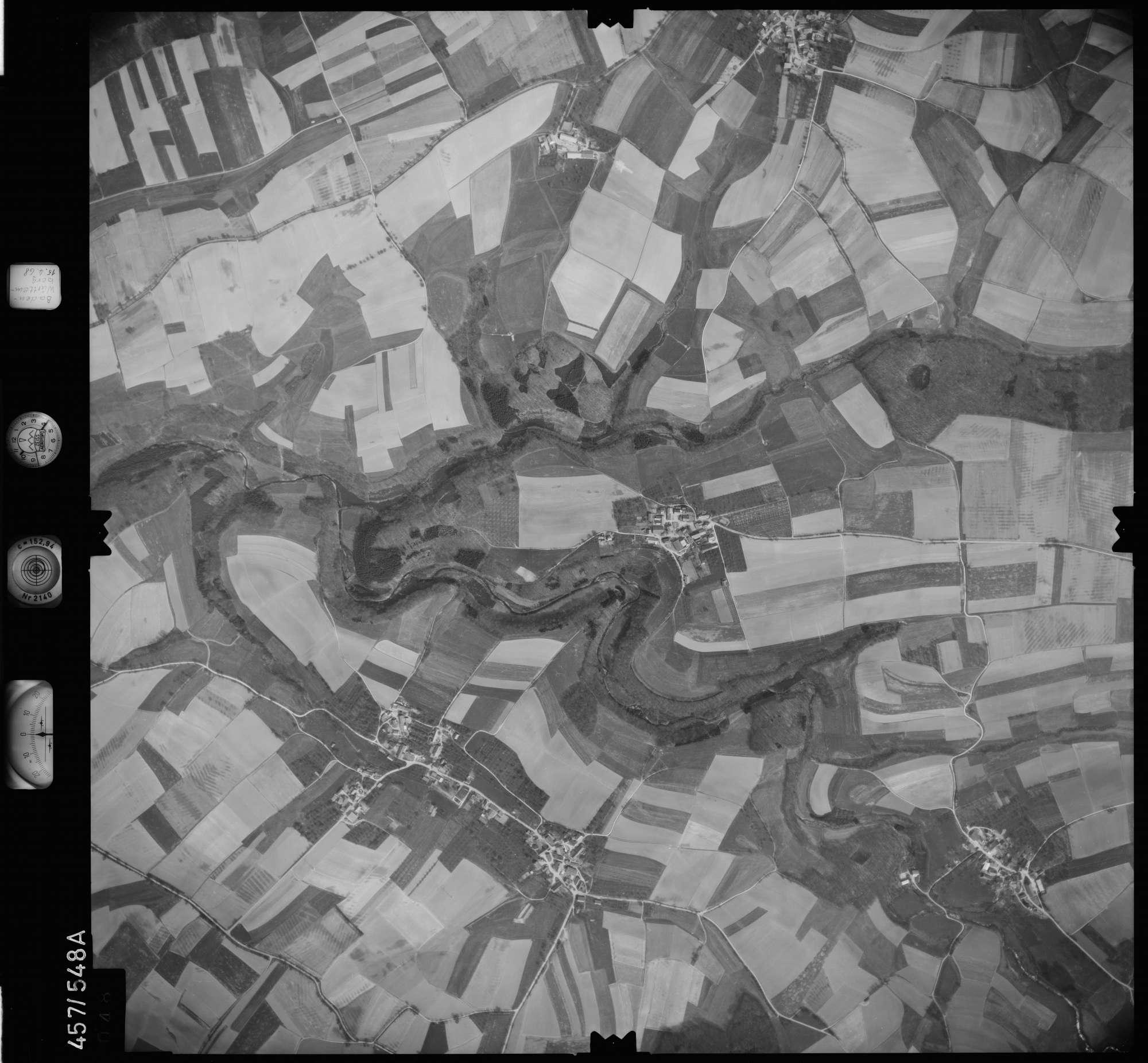 Luftbild: Film 105 Bildnr. 48, Bild 1