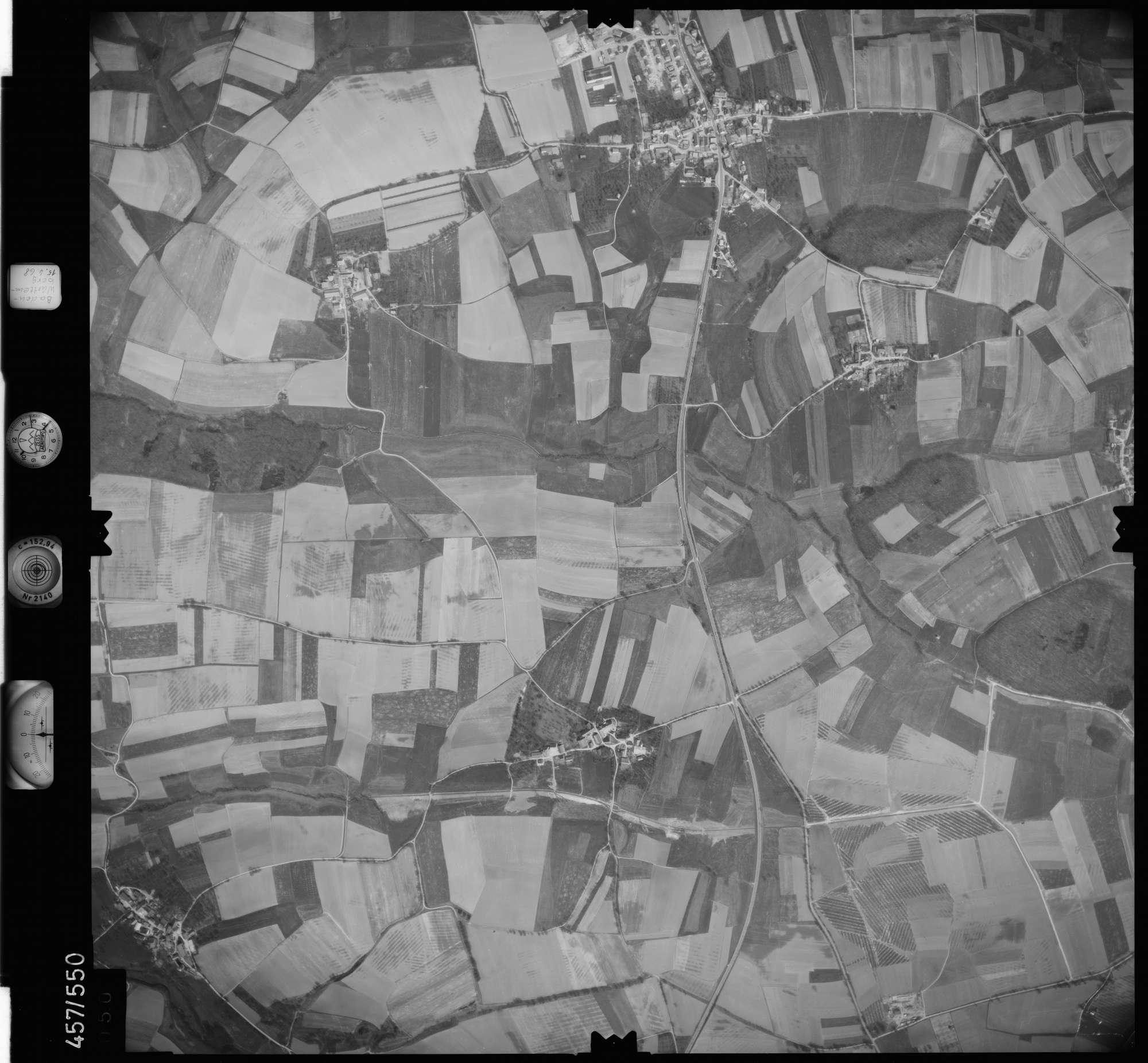 Luftbild: Film 105 Bildnr. 50, Bild 1