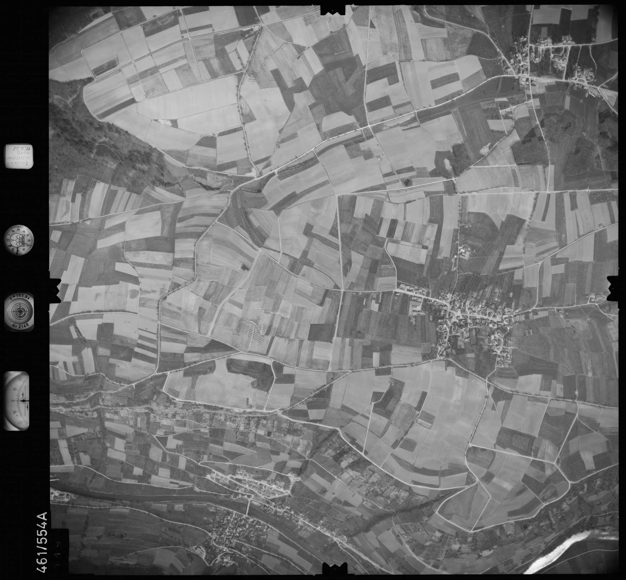 Luftbild: Film 105 Bildnr. 119, Bild 1