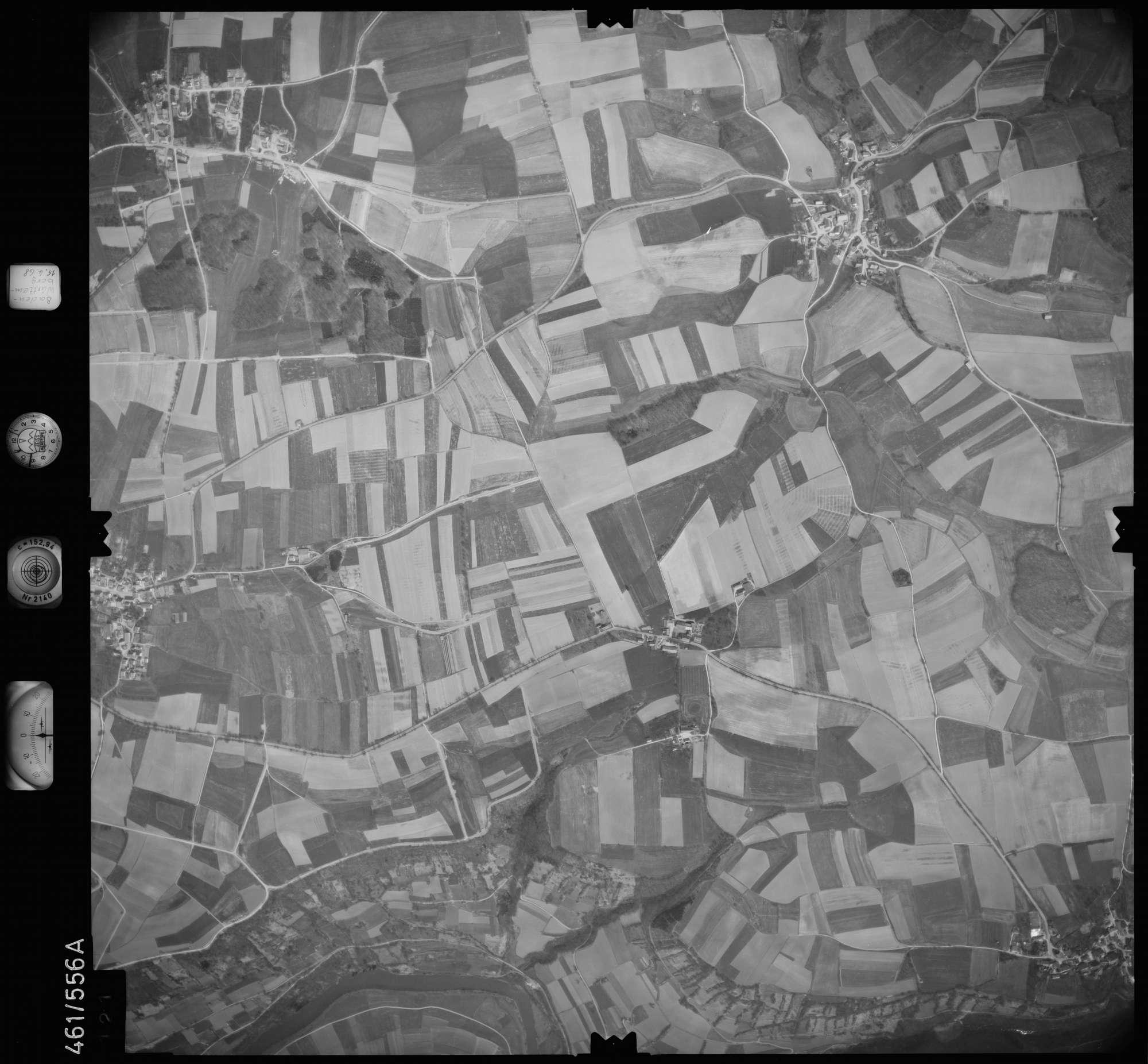Luftbild: Film 105 Bildnr. 121, Bild 1