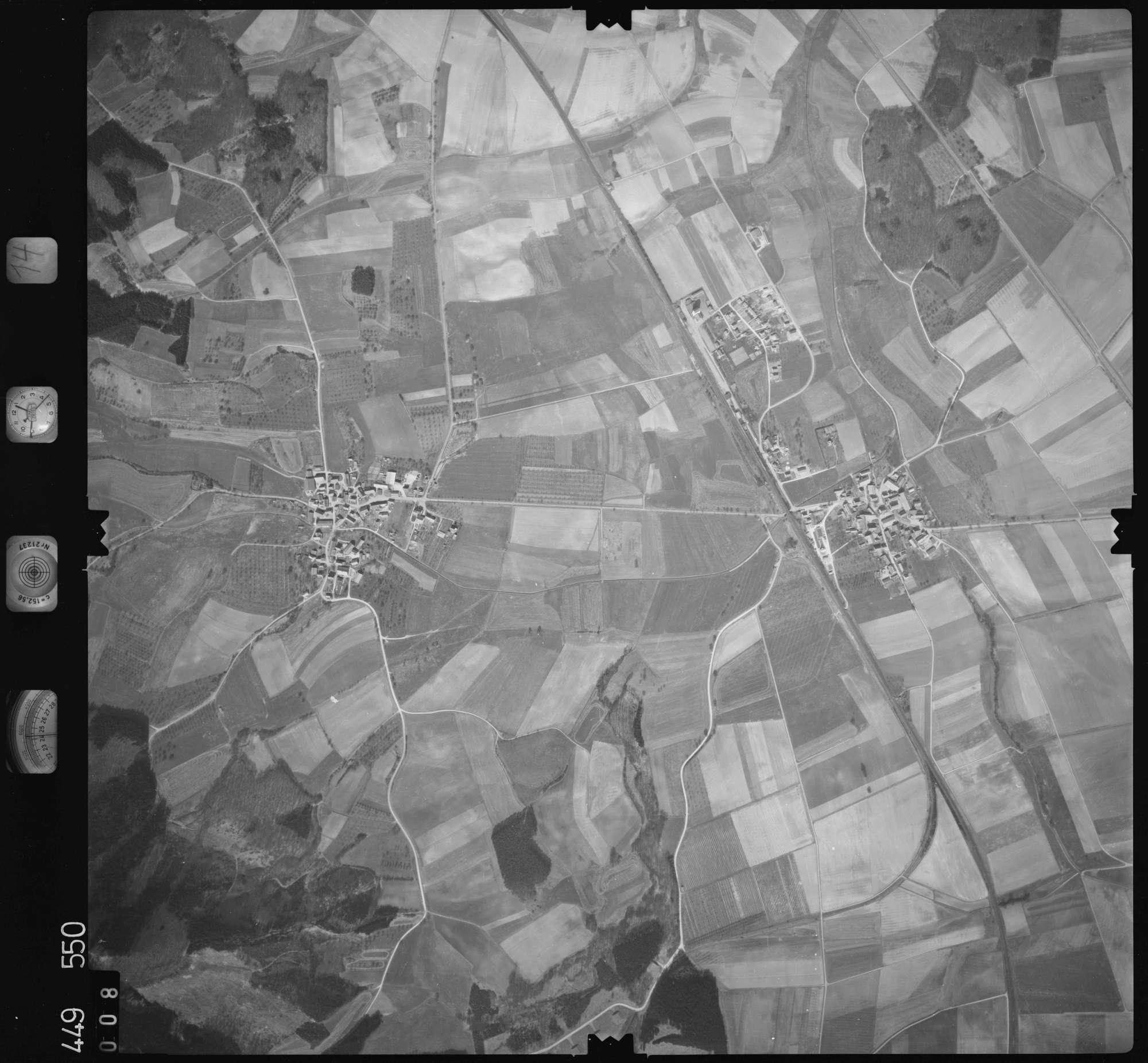 Luftbild: Film 14 Bildnr. 8, Bild 1