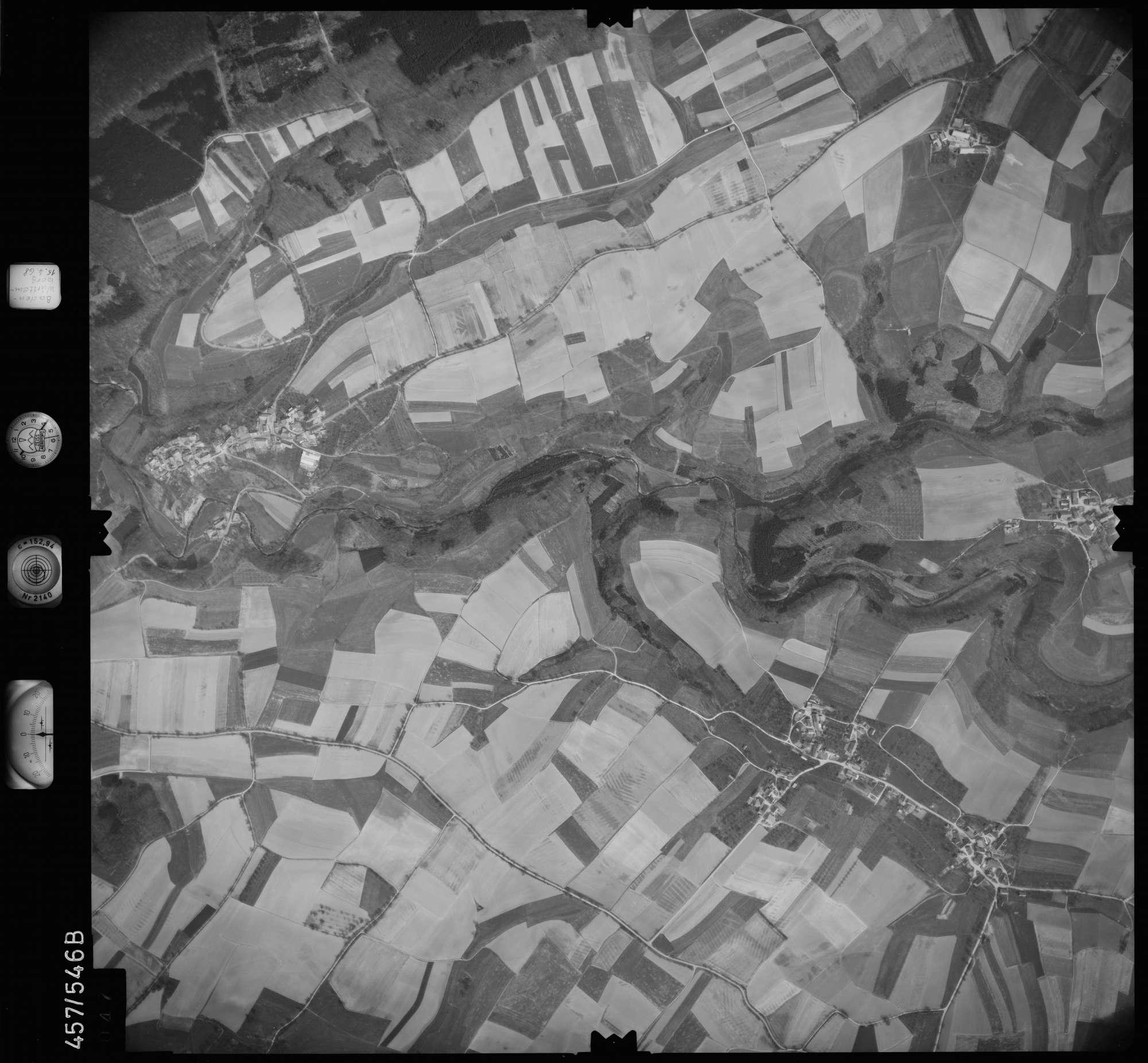 Luftbild: Film 105 Bildnr. 47, Bild 1