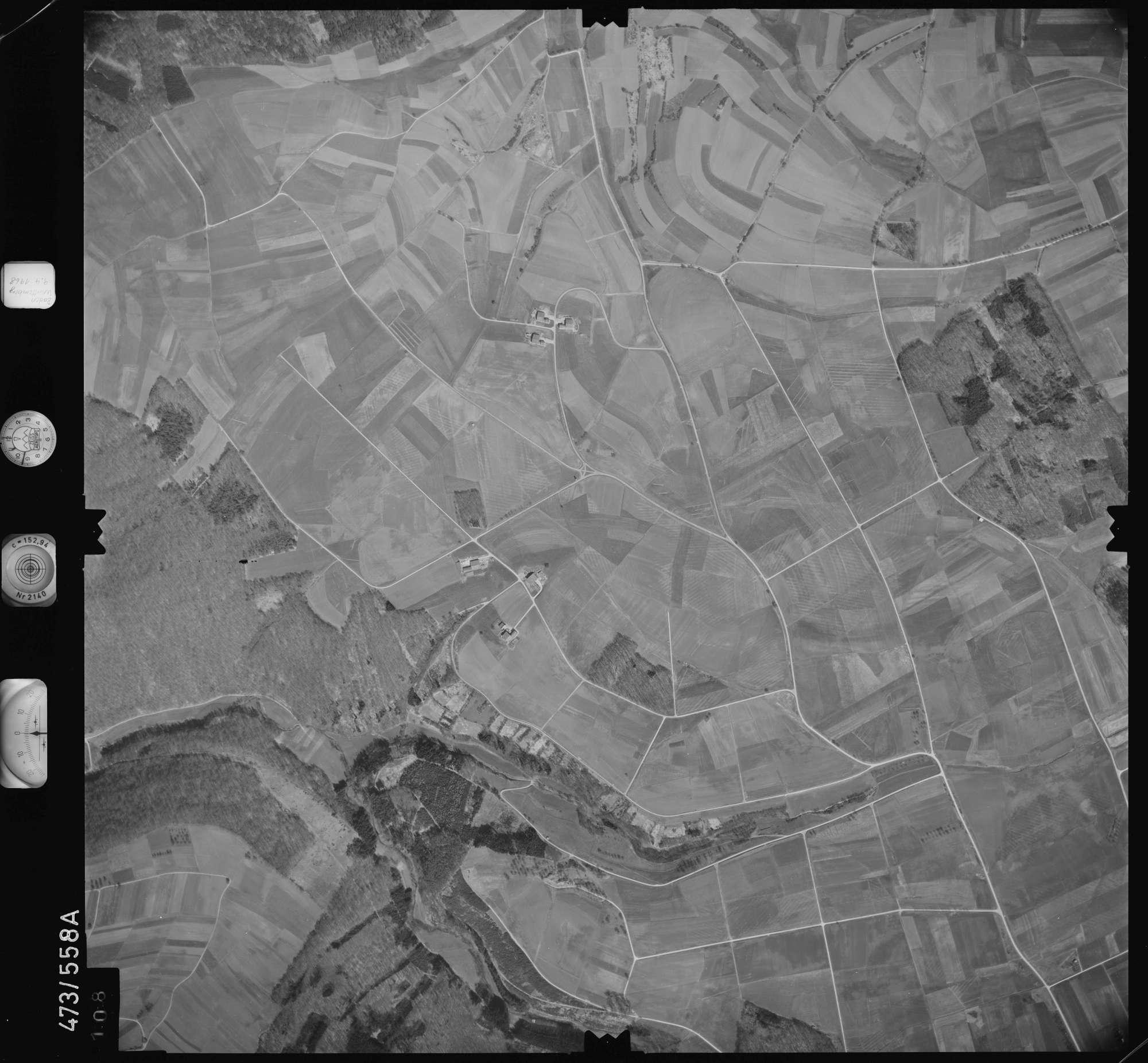 Luftbild: Film 100 Bildnr. 108, Bild 1