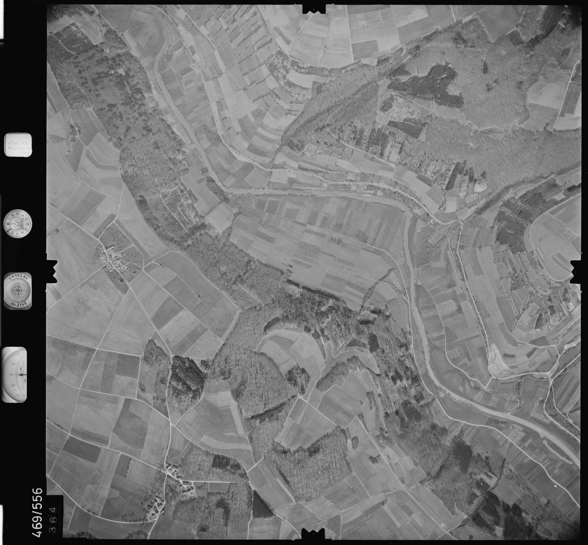 Luftbild: Film 101 Bildnr. 364, Bild 1