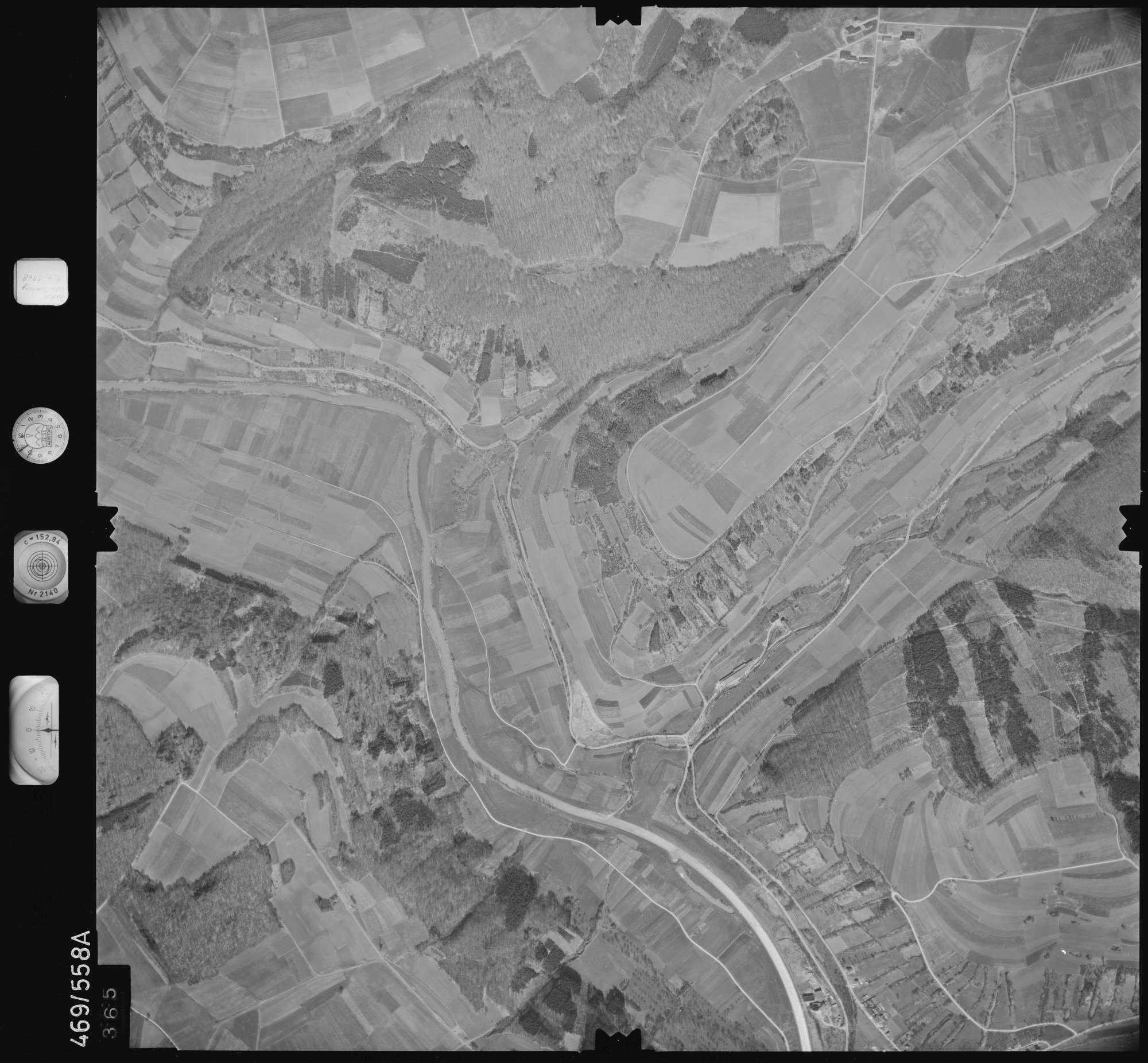 Luftbild: Film 101 Bildnr. 365, Bild 1