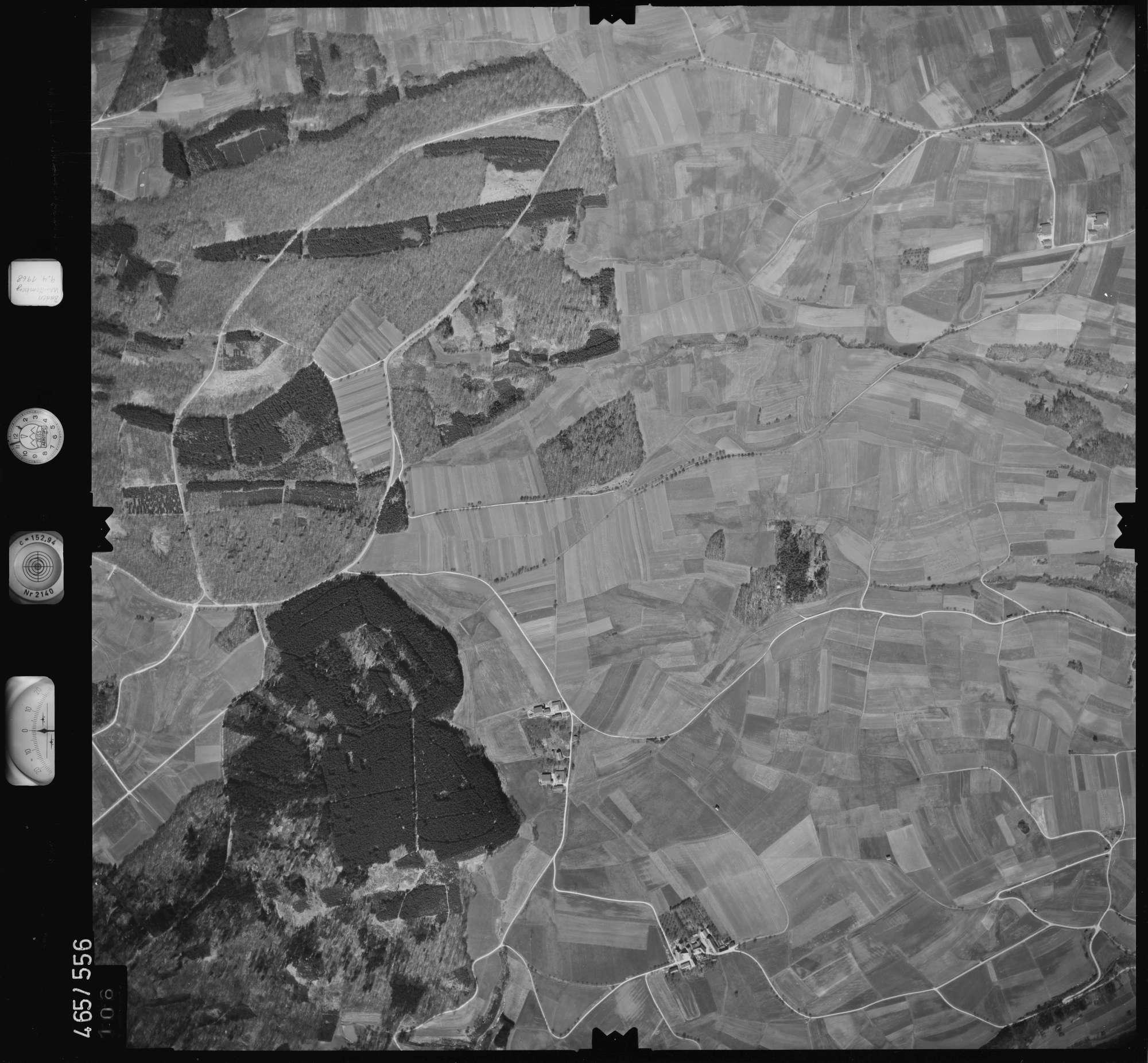 Luftbild: Film 102 Bildnr. 106, Bild 1