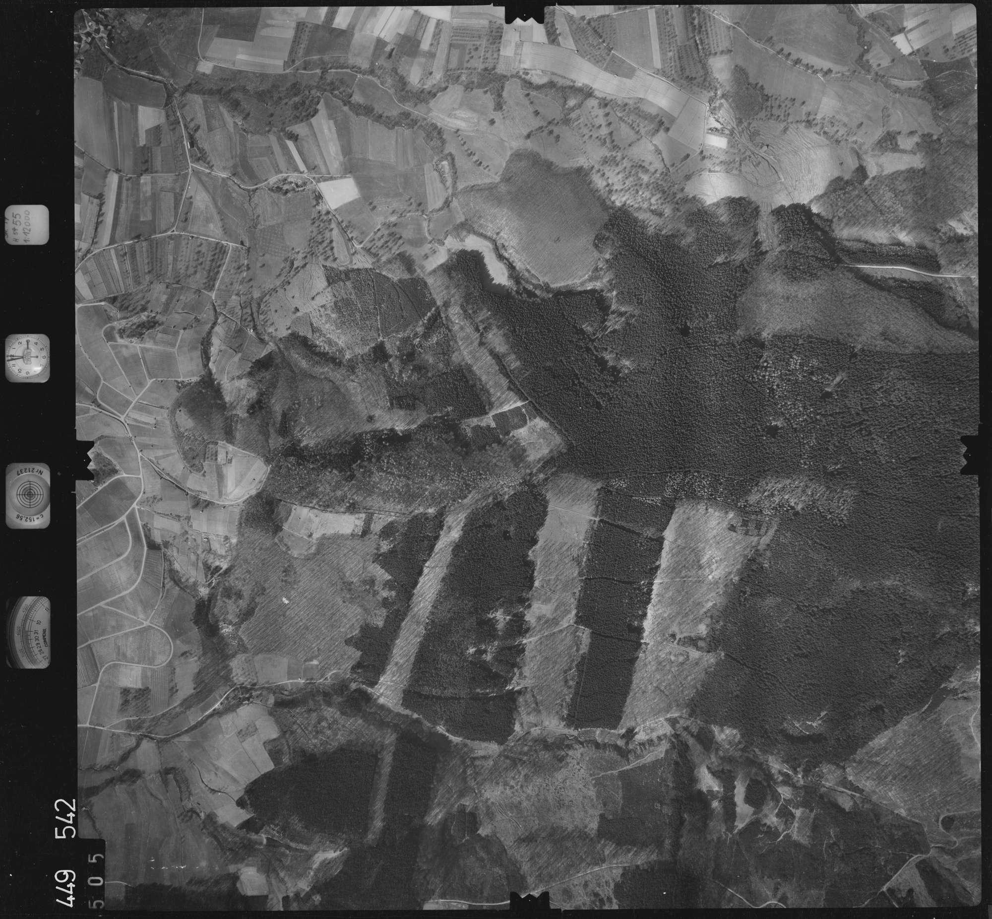 Luftbild: Film 14 Bildnr. 505, Bild 1