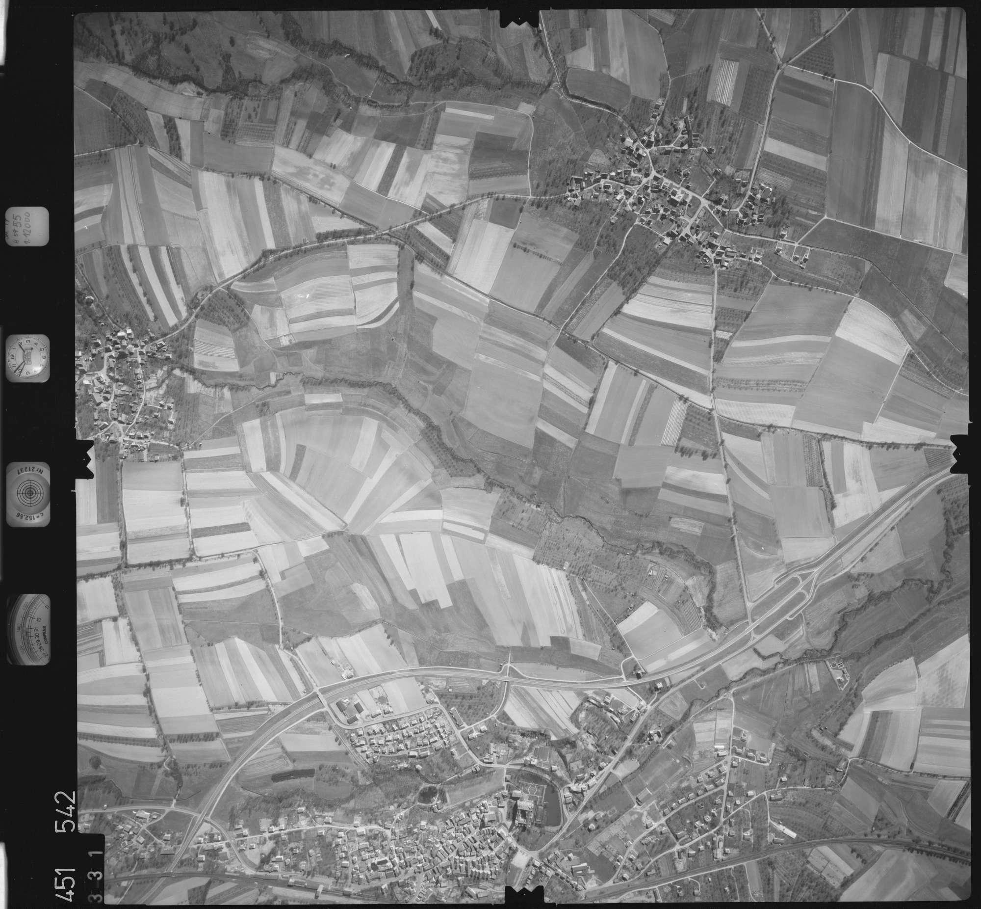 Luftbild: Film 15 Bildnr. 331, Bild 1
