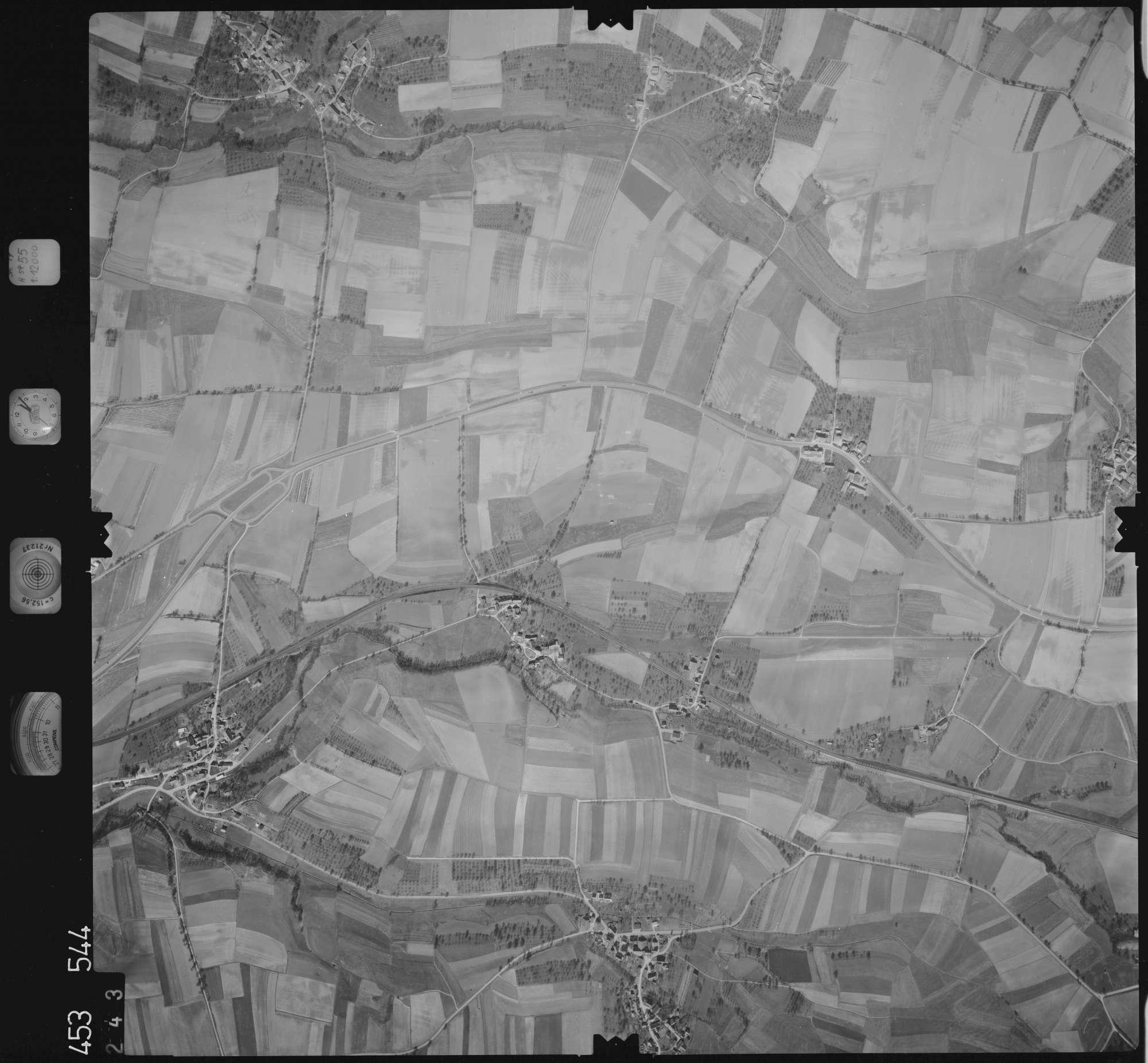 Luftbild: Film 16 Bildnr. 243, Bild 1