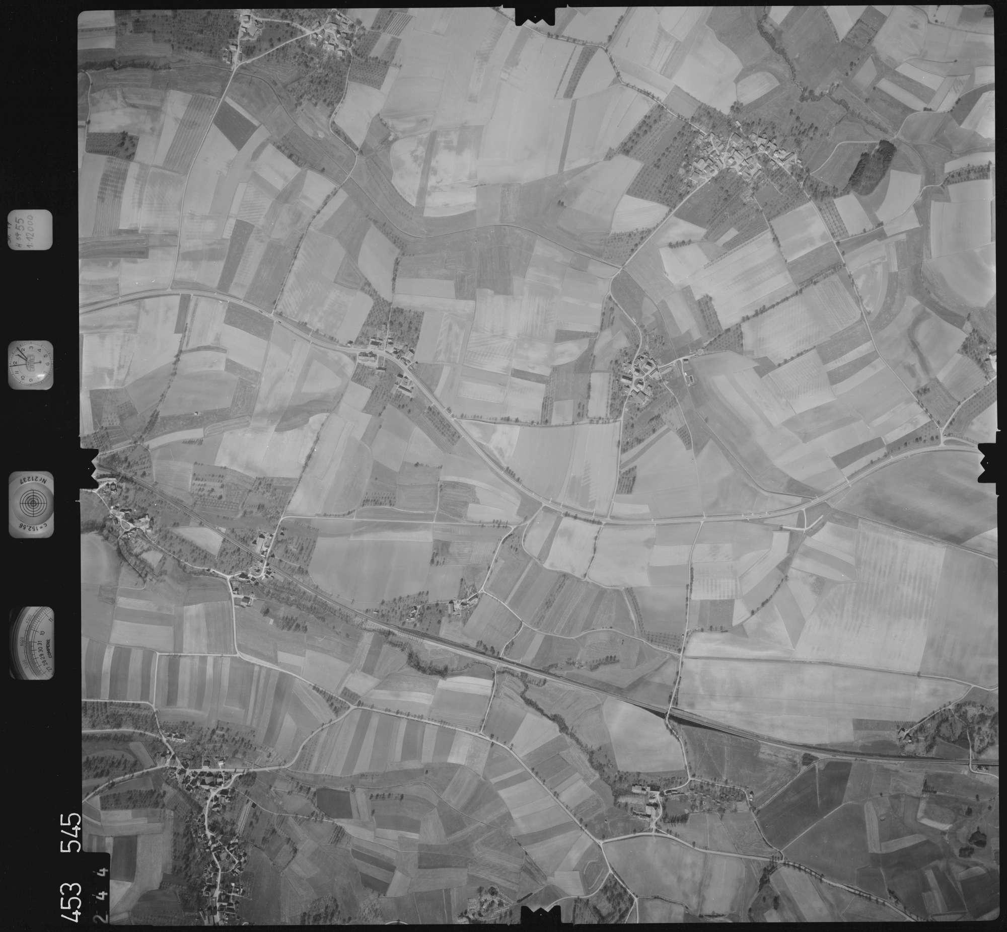 Luftbild: Film 16 Bildnr. 244, Bild 1