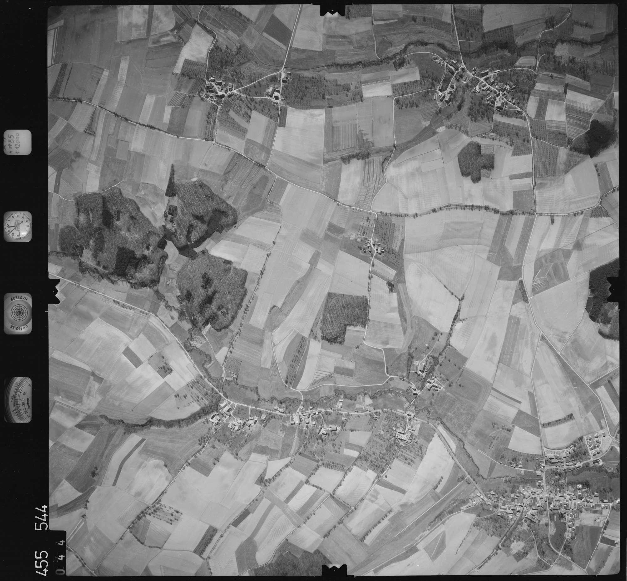 Luftbild: Film 17 Bildnr. 44, Bild 1