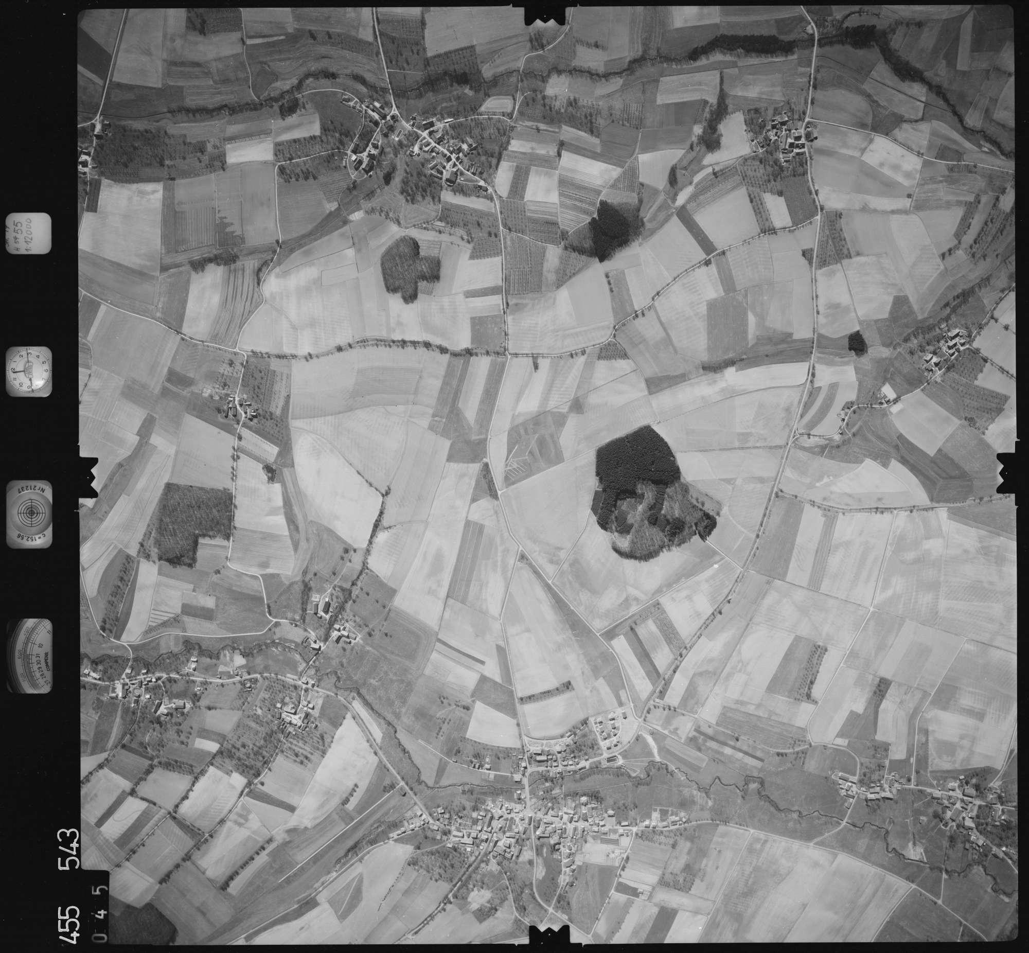 Luftbild: Film 17 Bildnr. 45, Bild 1