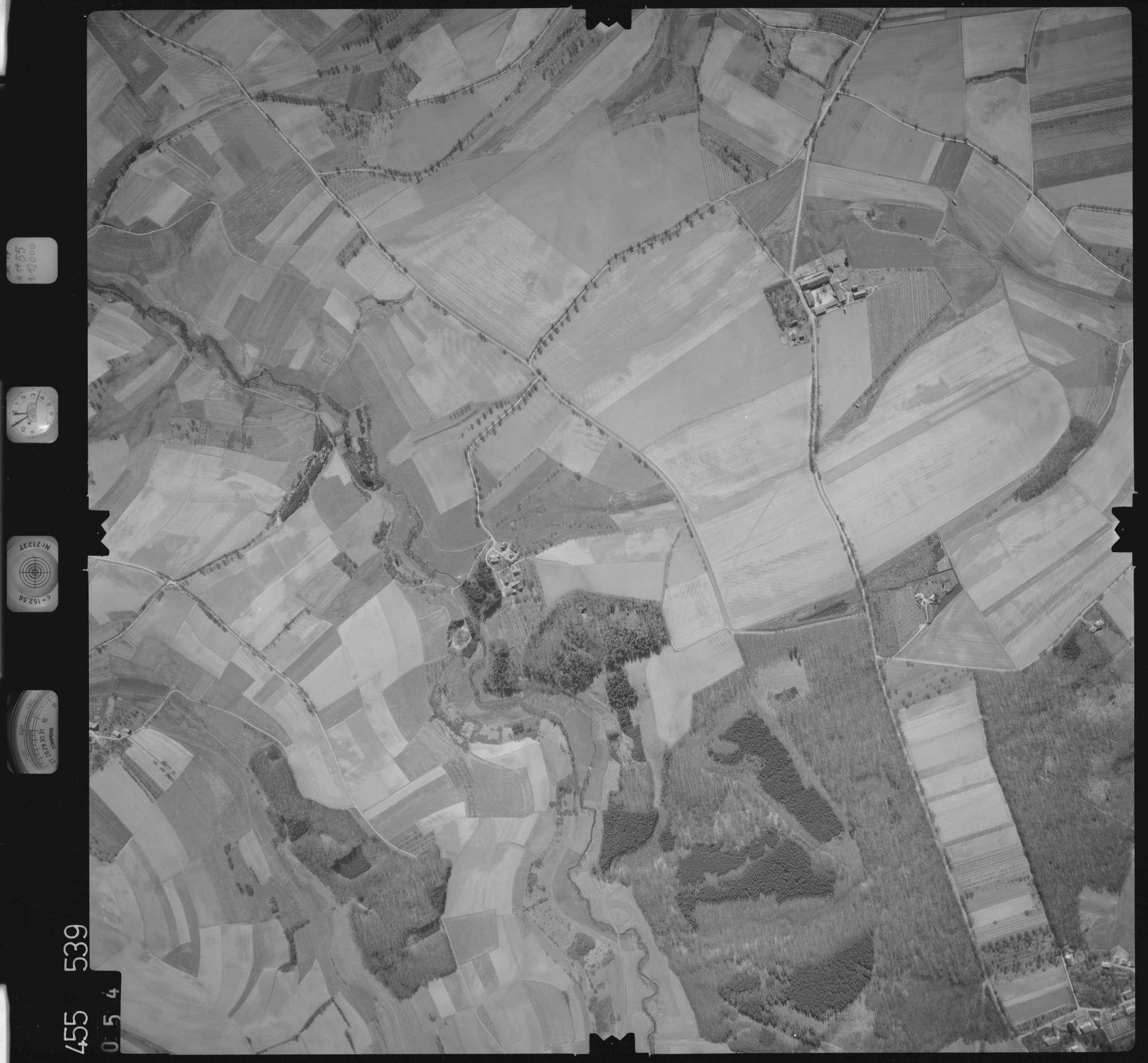 Luftbild: Film 17 Bildnr. 54, Bild 1
