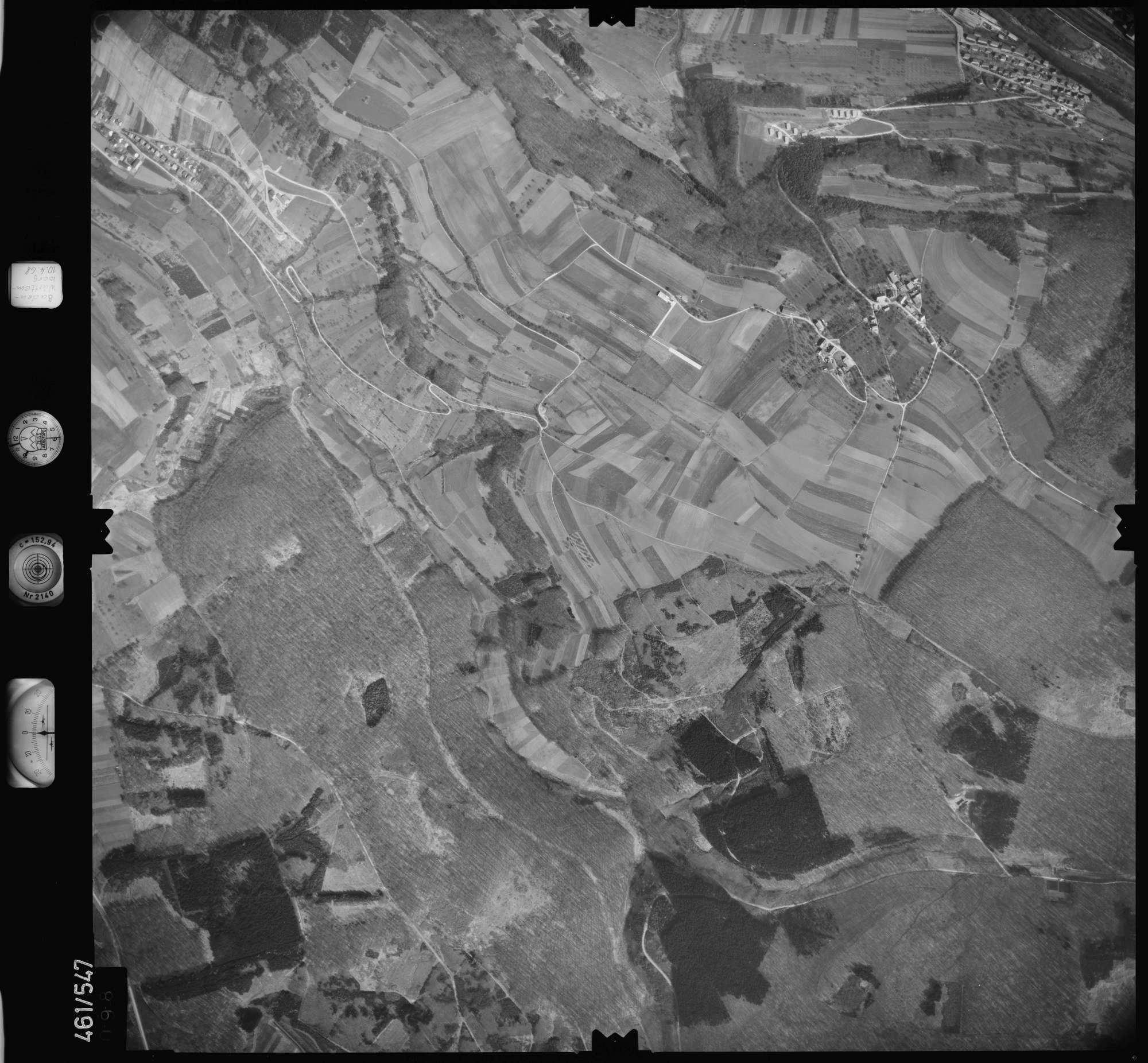 Luftbild: Film 103 Bildnr. 98, Bild 1