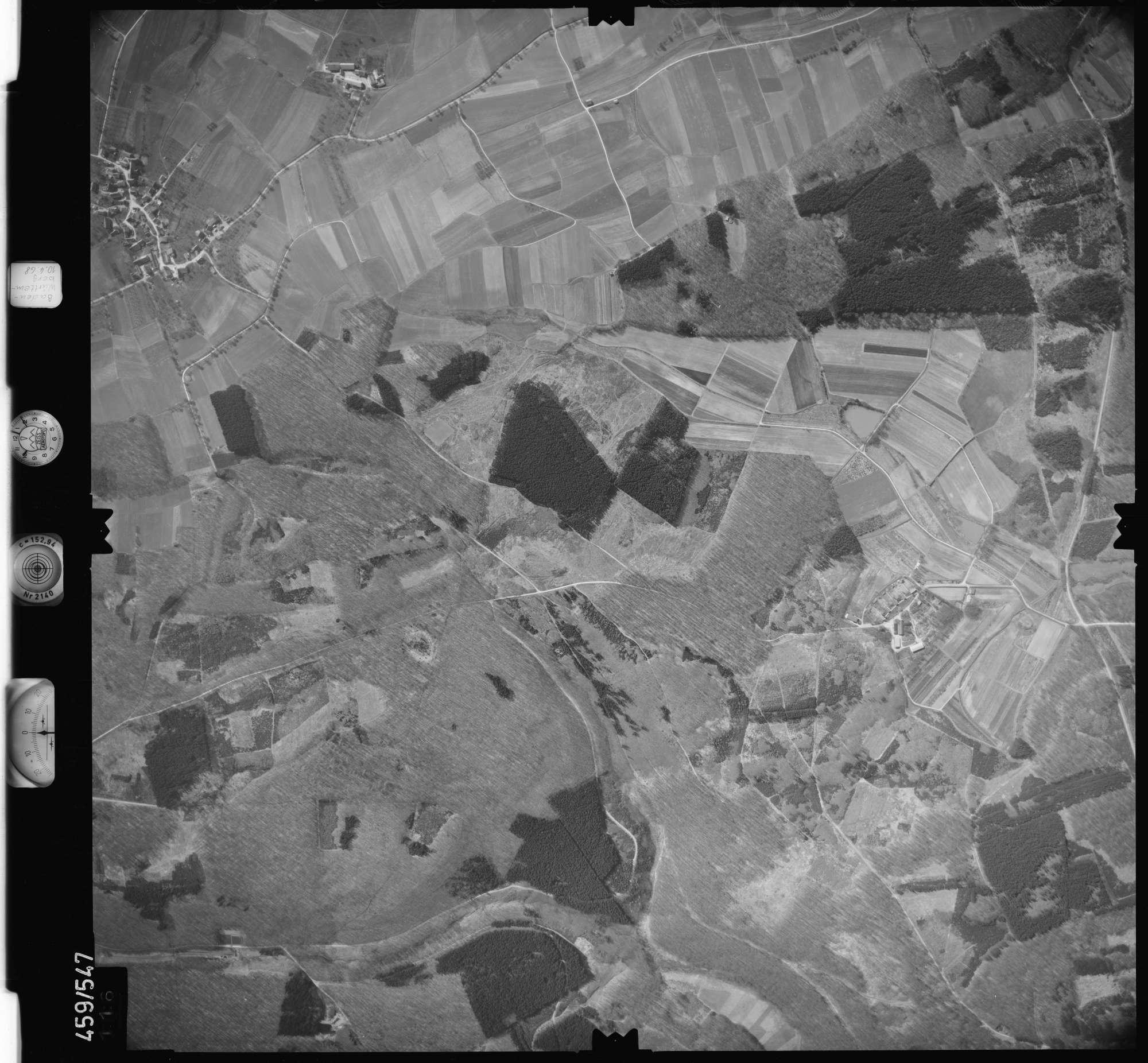Luftbild: Film 103 Bildnr. 116, Bild 1