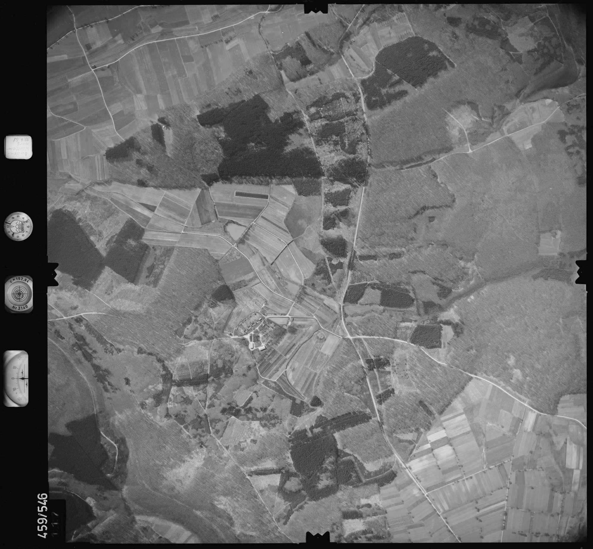 Luftbild: Film 103 Bildnr. 117, Bild 1