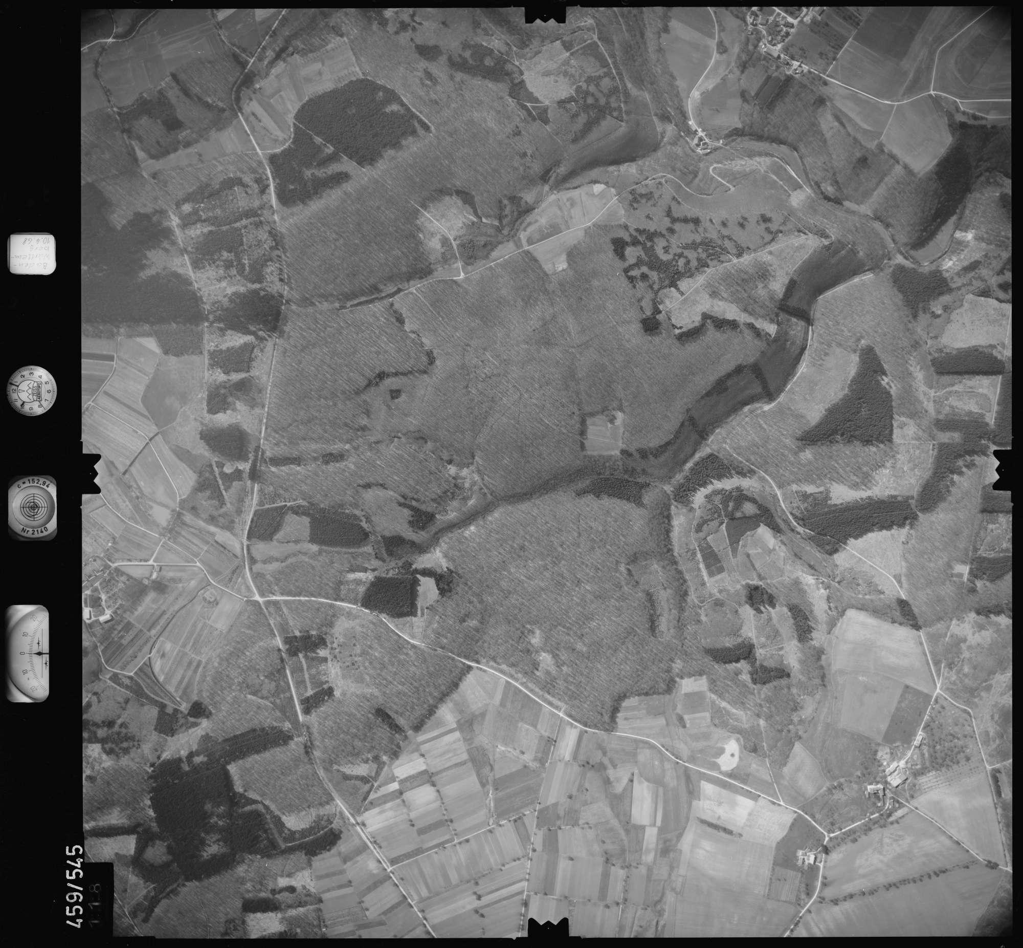 Luftbild: Film 103 Bildnr. 118, Bild 1