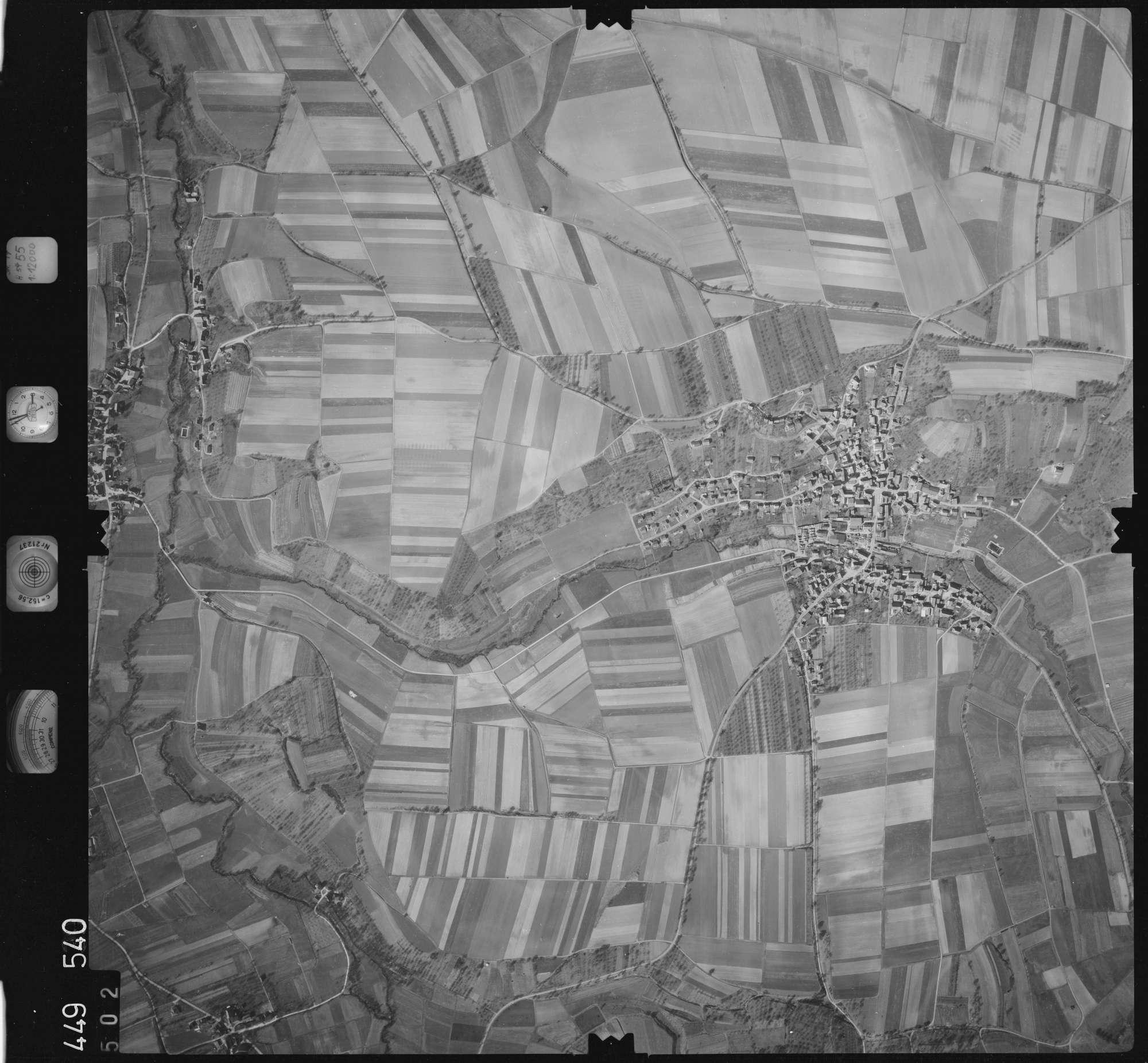 Luftbild: Film 14 Bildnr. 502, Bild 1
