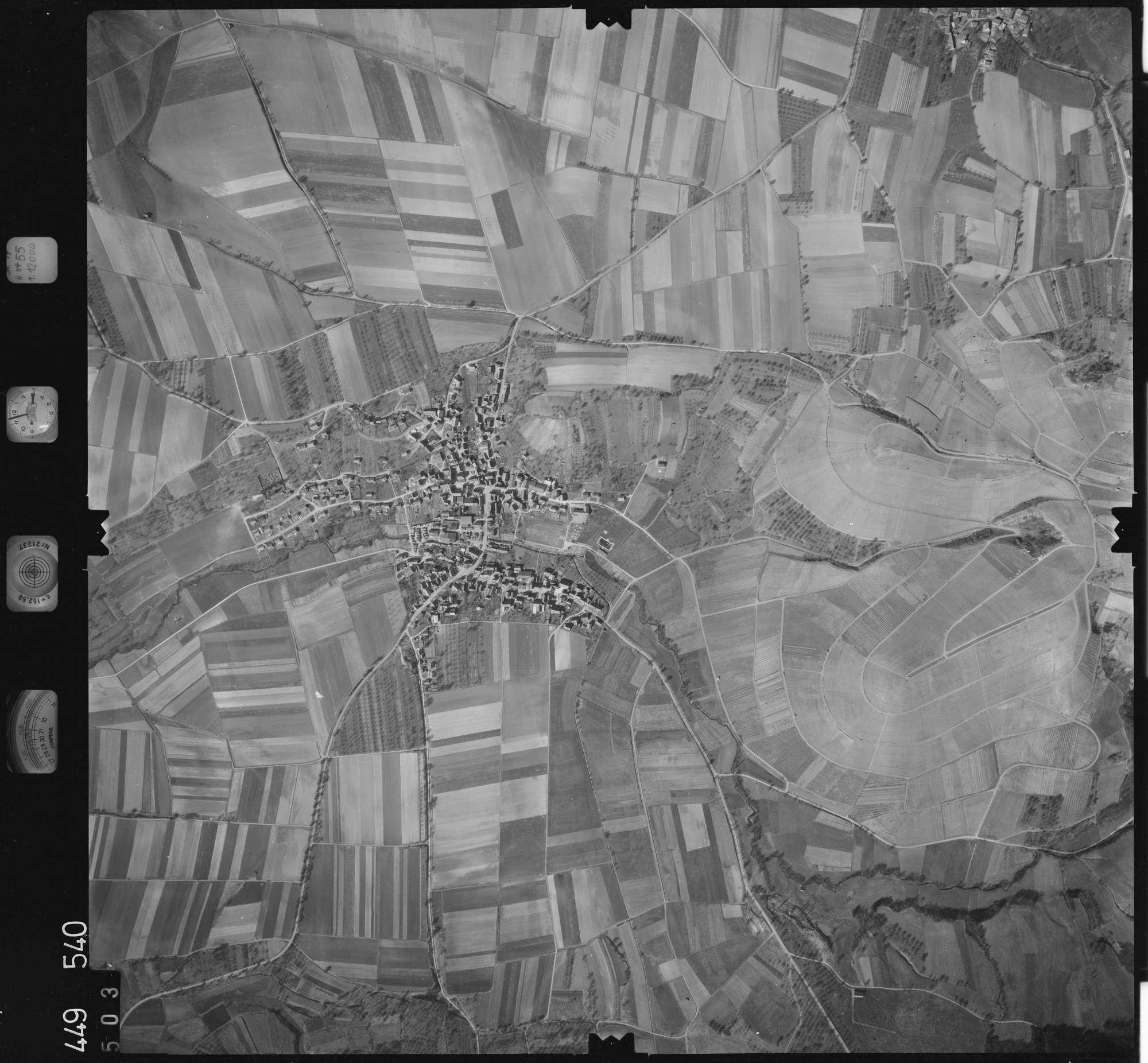 Luftbild: Film 14 Bildnr. 503, Bild 1