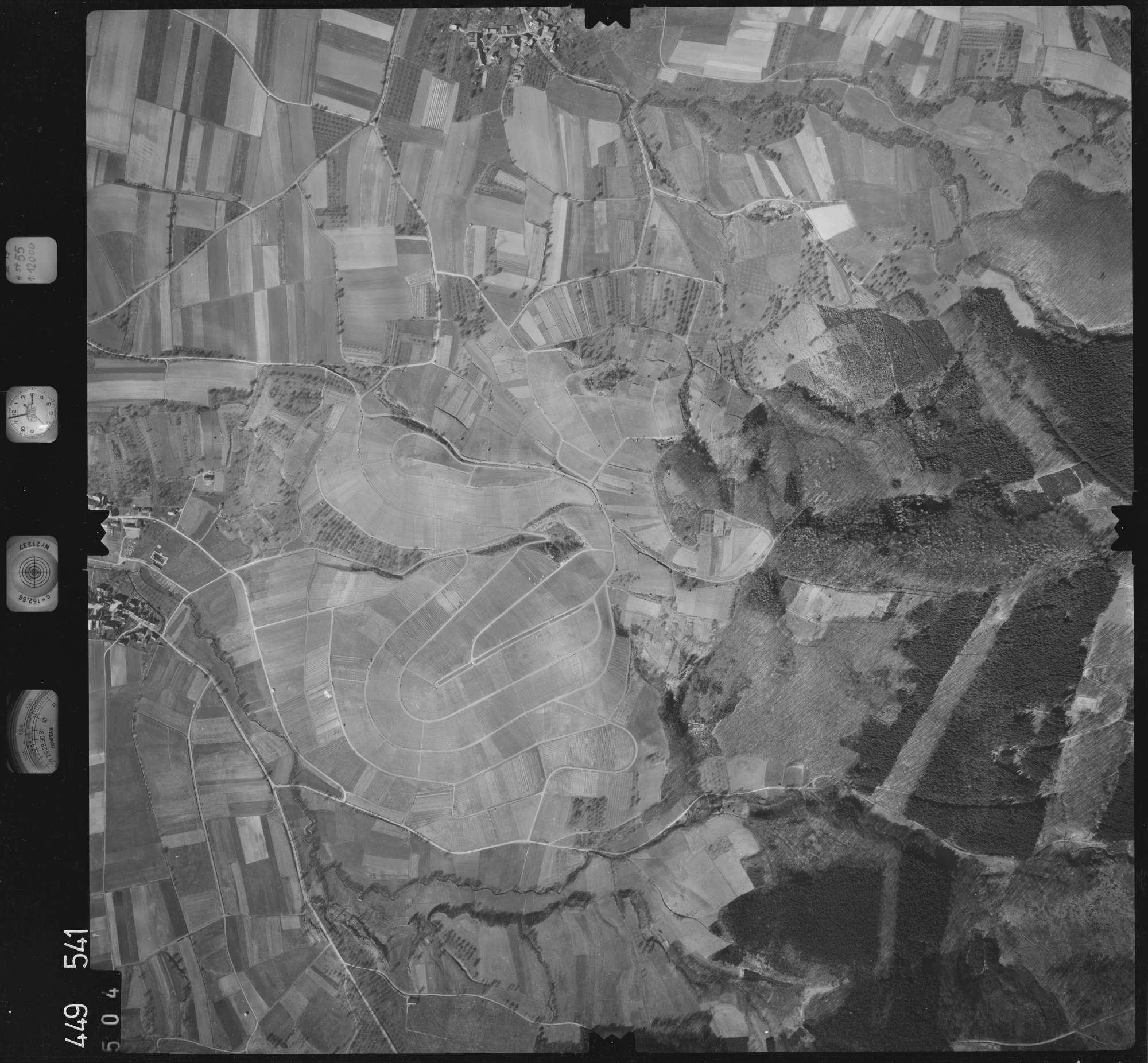 Luftbild: Film 14 Bildnr. 504, Bild 1