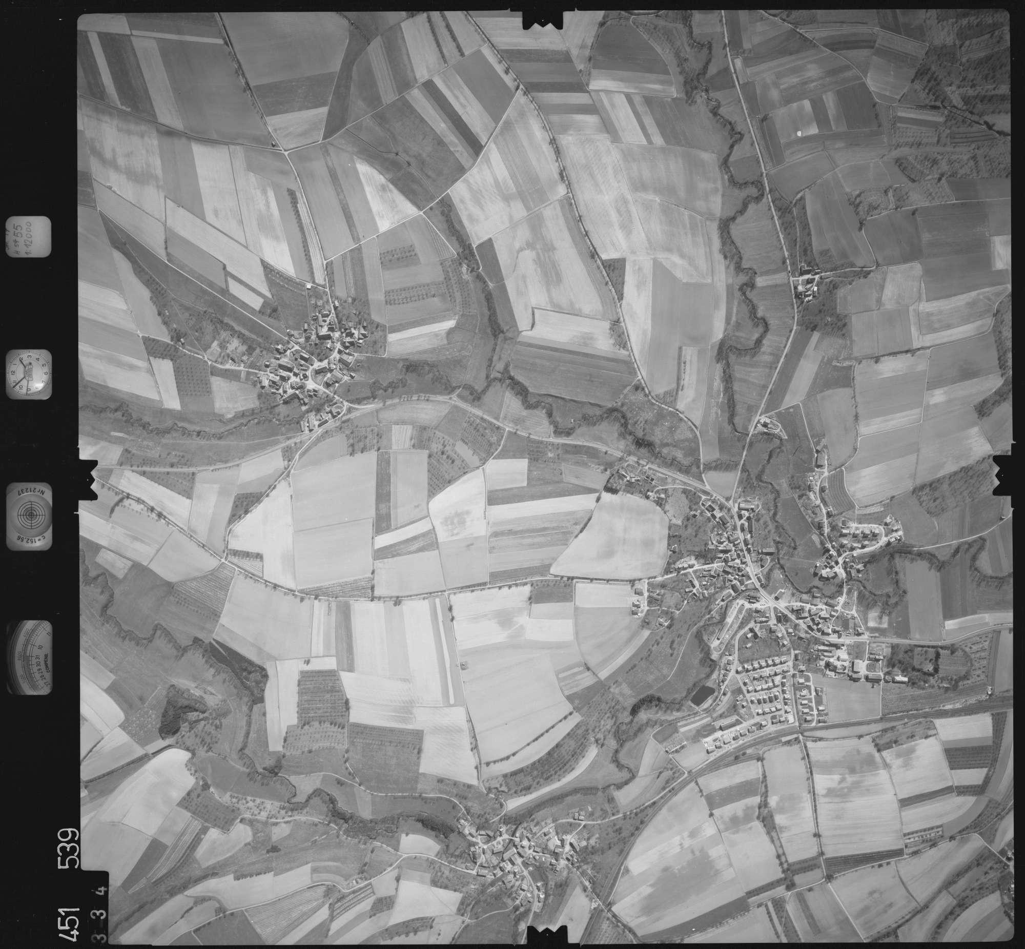 Luftbild: Film 15 Bildnr. 334, Bild 1