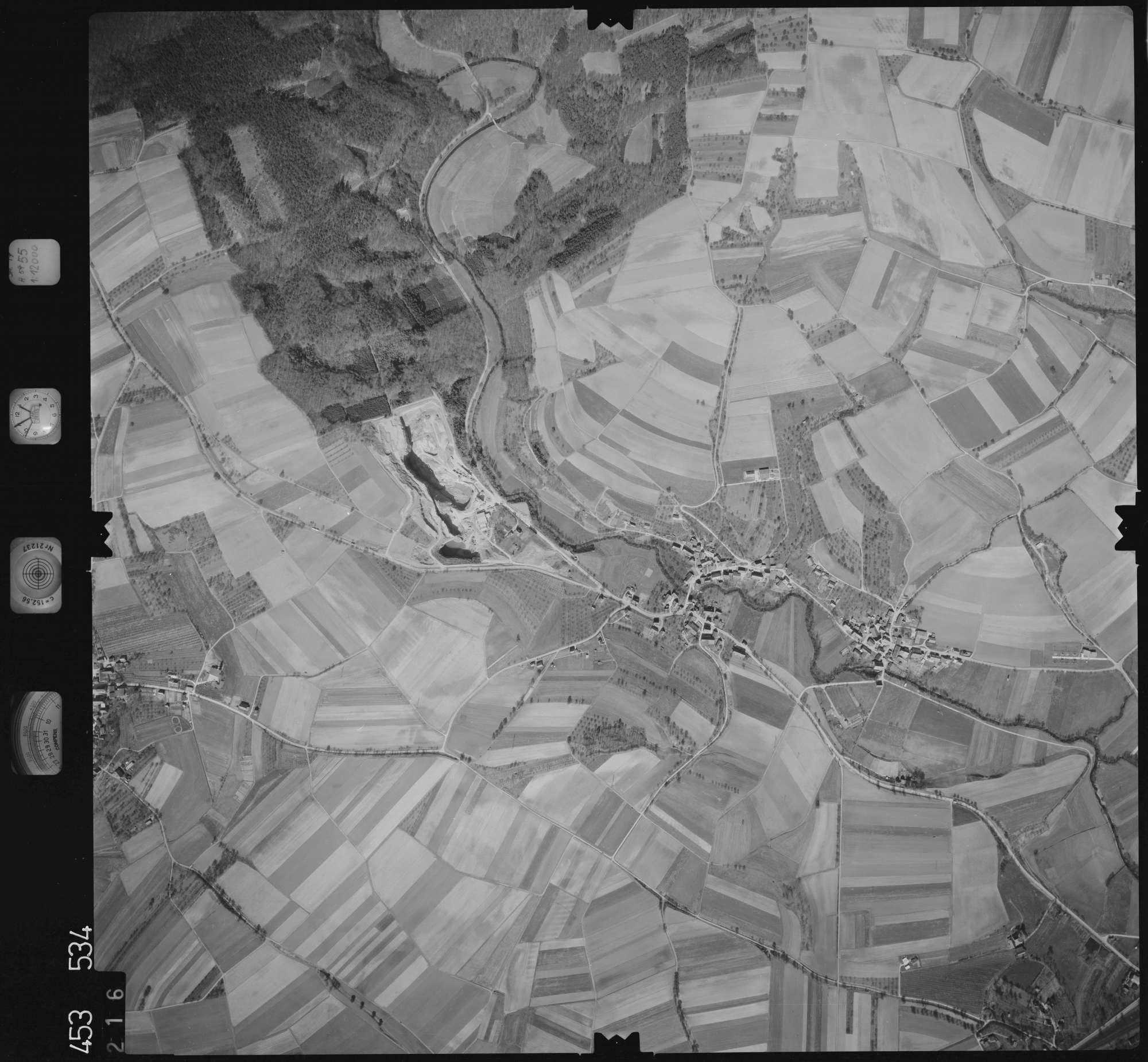 Luftbild: Film 16 Bildnr. 216, Bild 1
