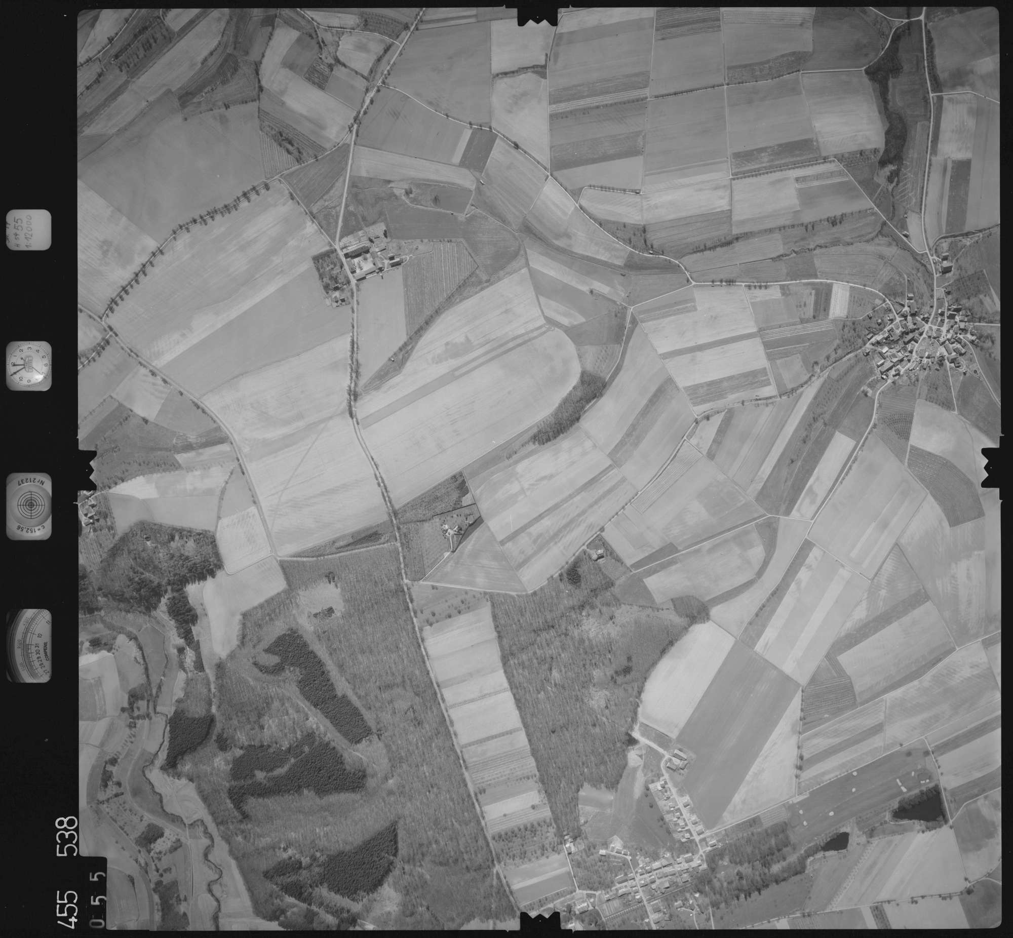 Luftbild: Film 17 Bildnr. 55, Bild 1