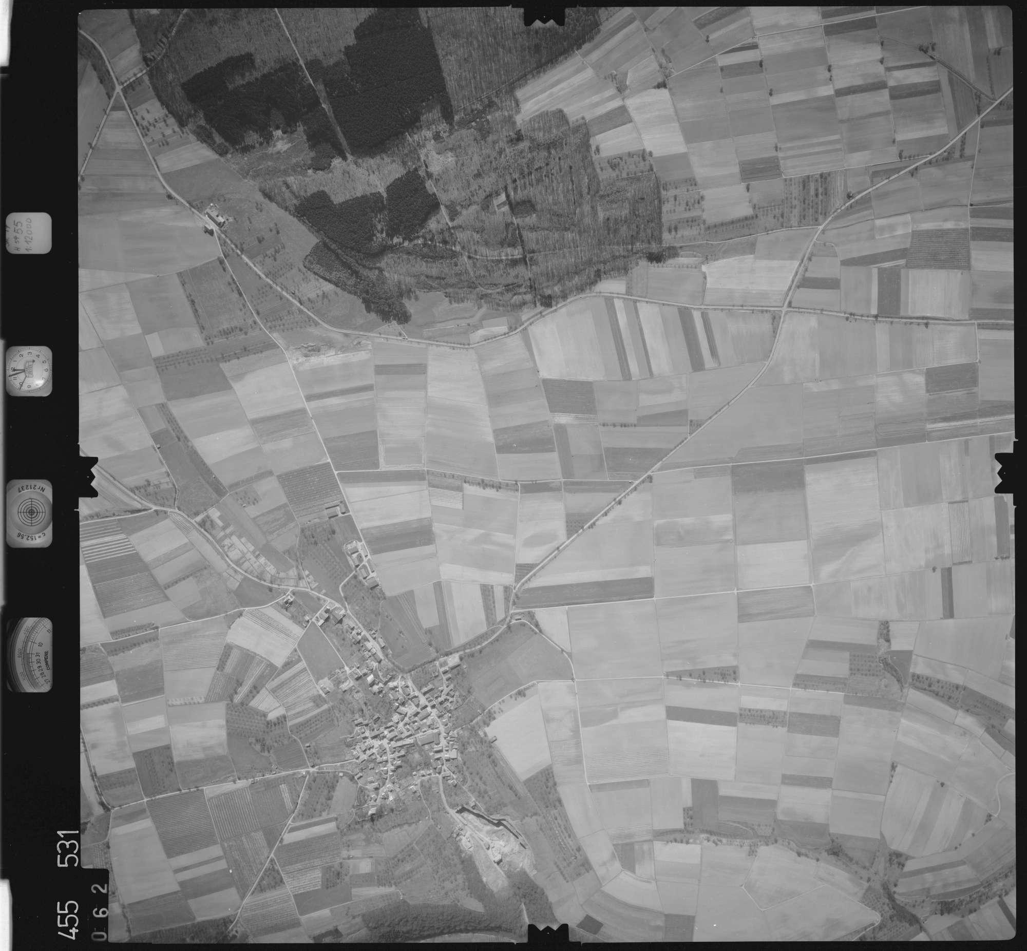 Luftbild: Film 17 Bildnr. 62, Bild 1