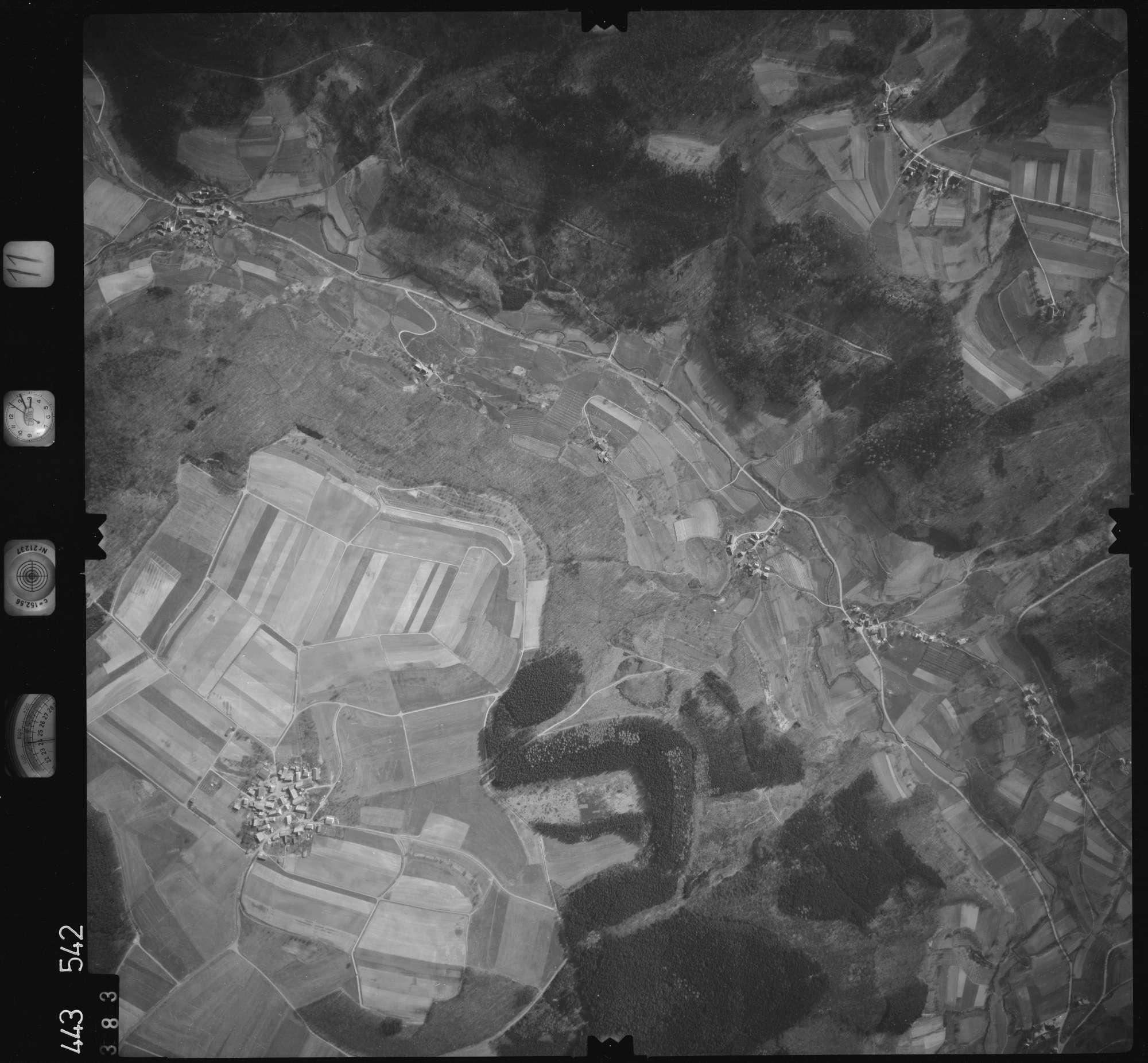 Luftbild: Film 11 Bildnr. 383, Bild 1