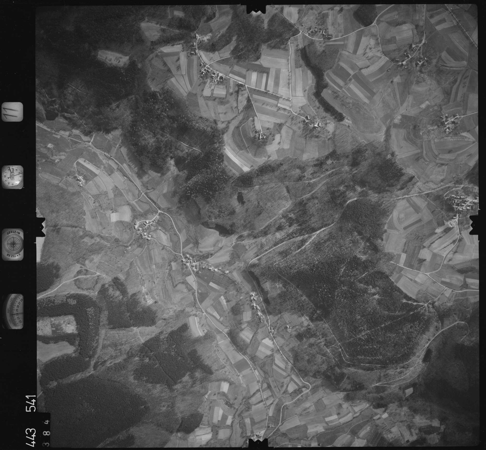 Luftbild: Film 11 Bildnr. 384, Bild 1