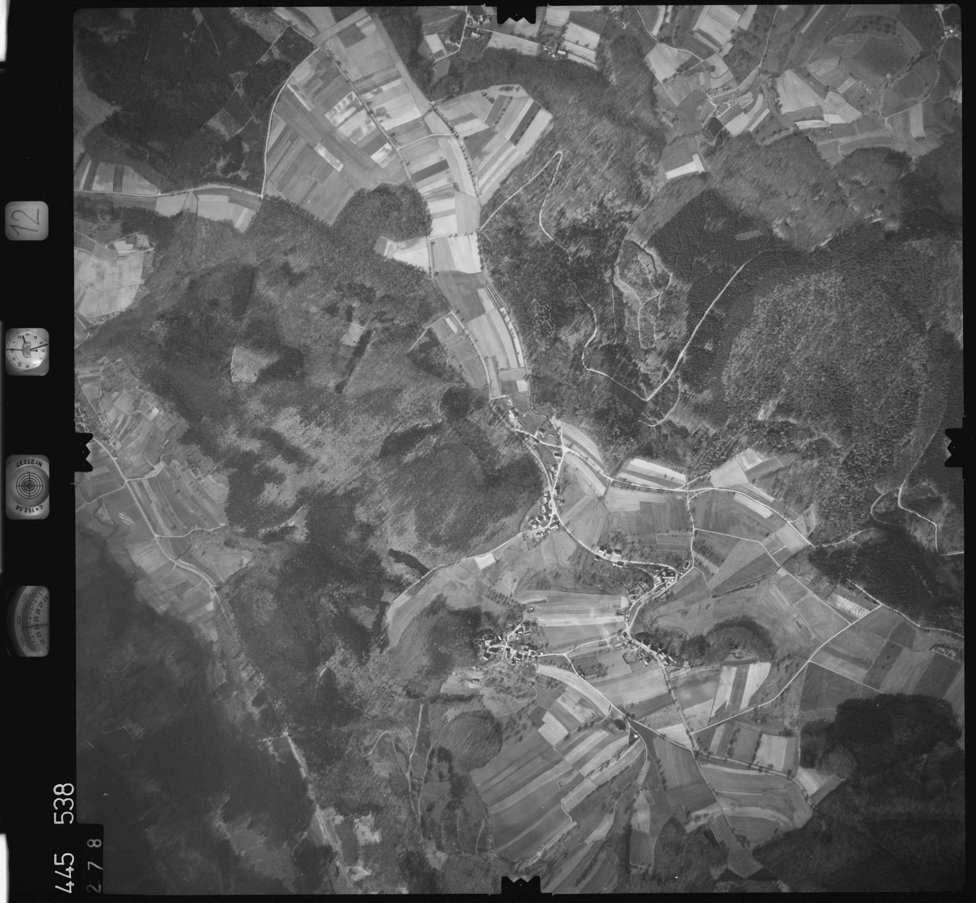 Luftbild: Film 12 Bildnr. 278, Bild 1