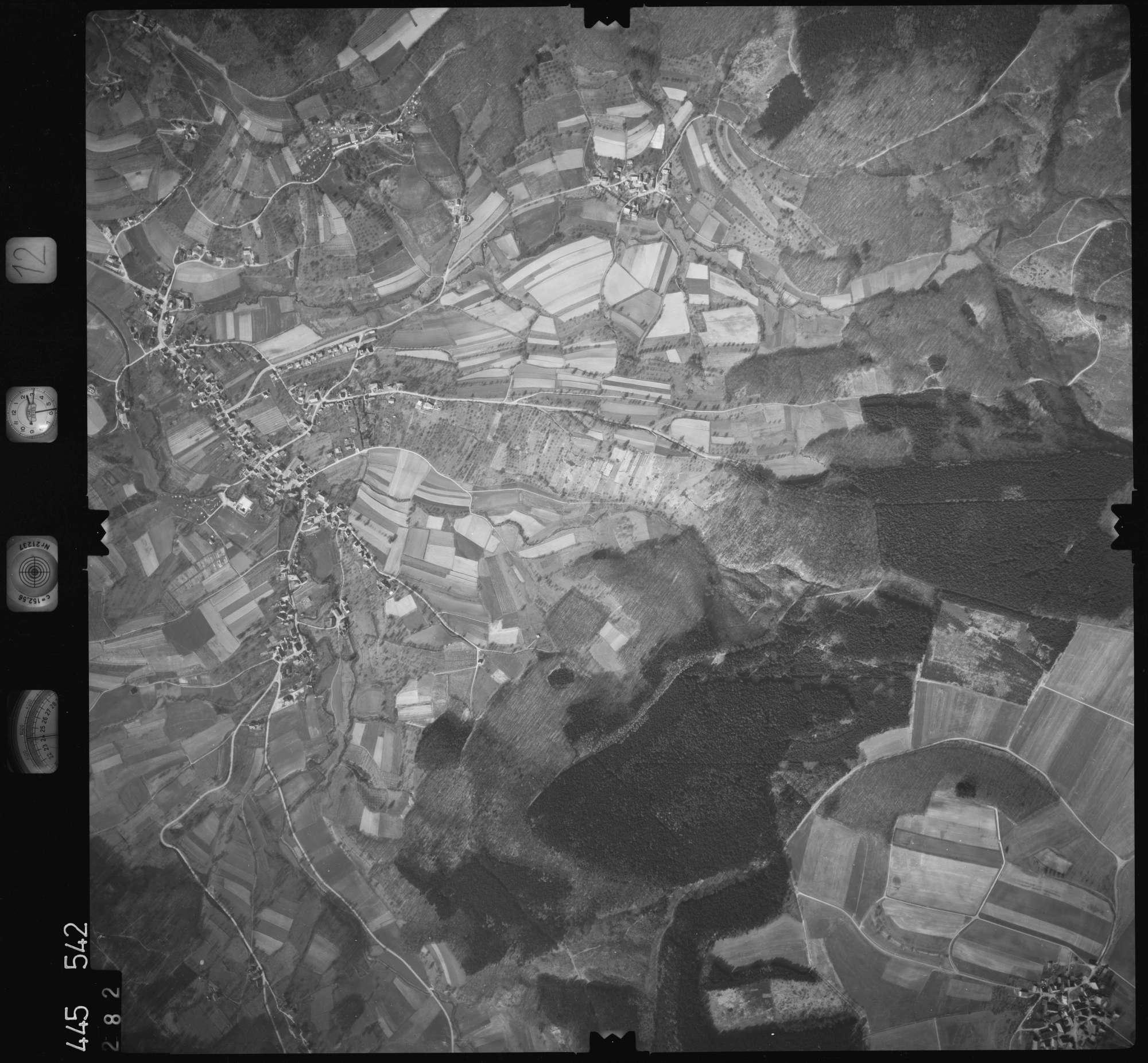Luftbild: Film 12 Bildnr. 282, Bild 1