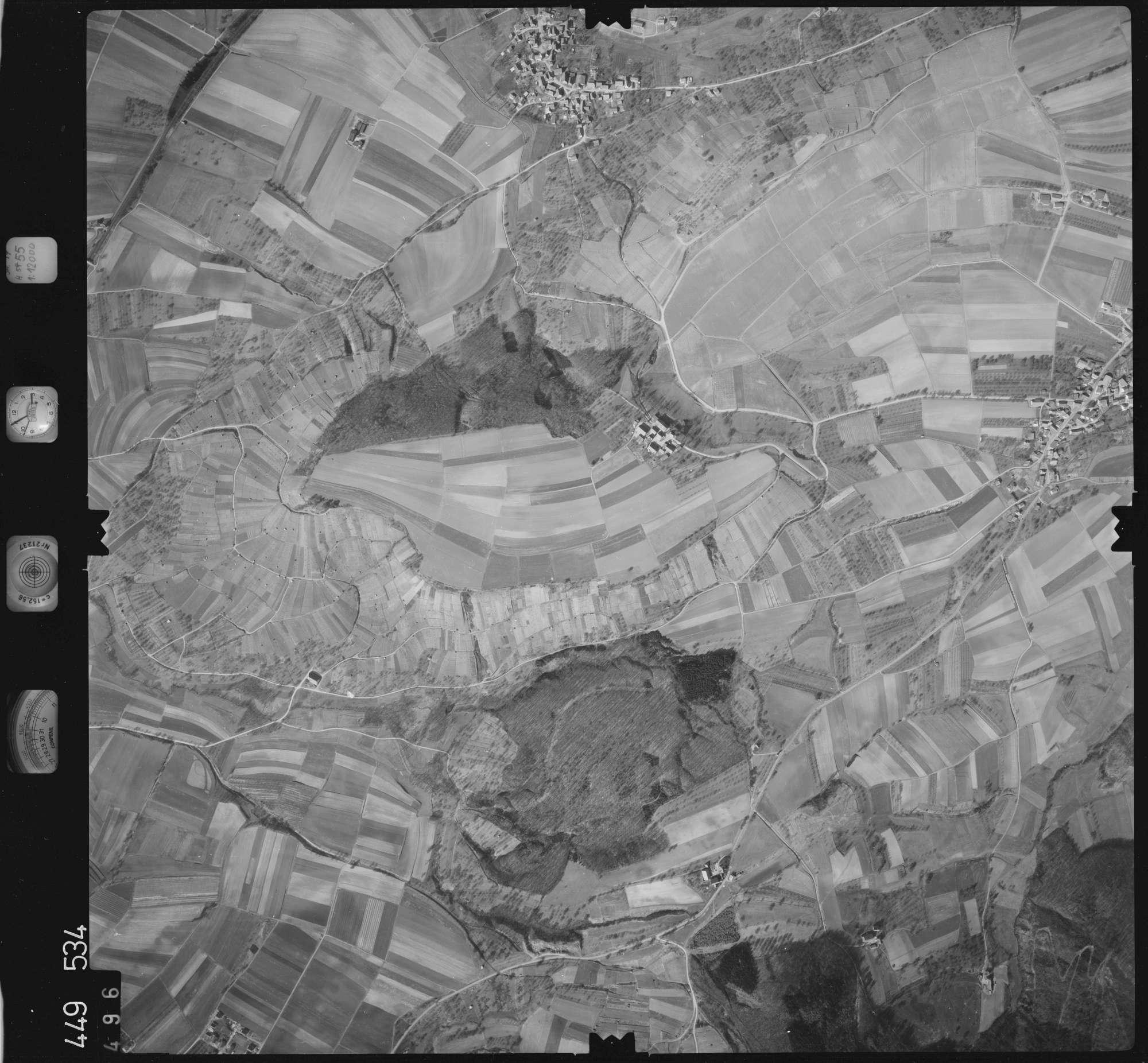 Luftbild: Film 14 Bildnr. 496, Bild 1