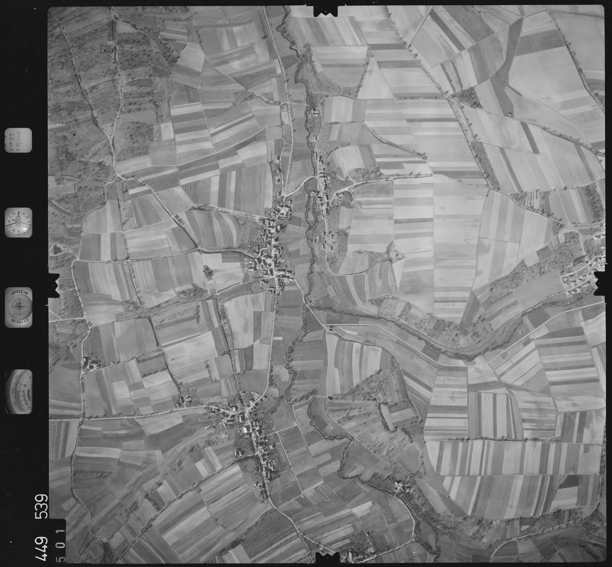 Luftbild: Film 14 Bildnr. 501, Bild 1