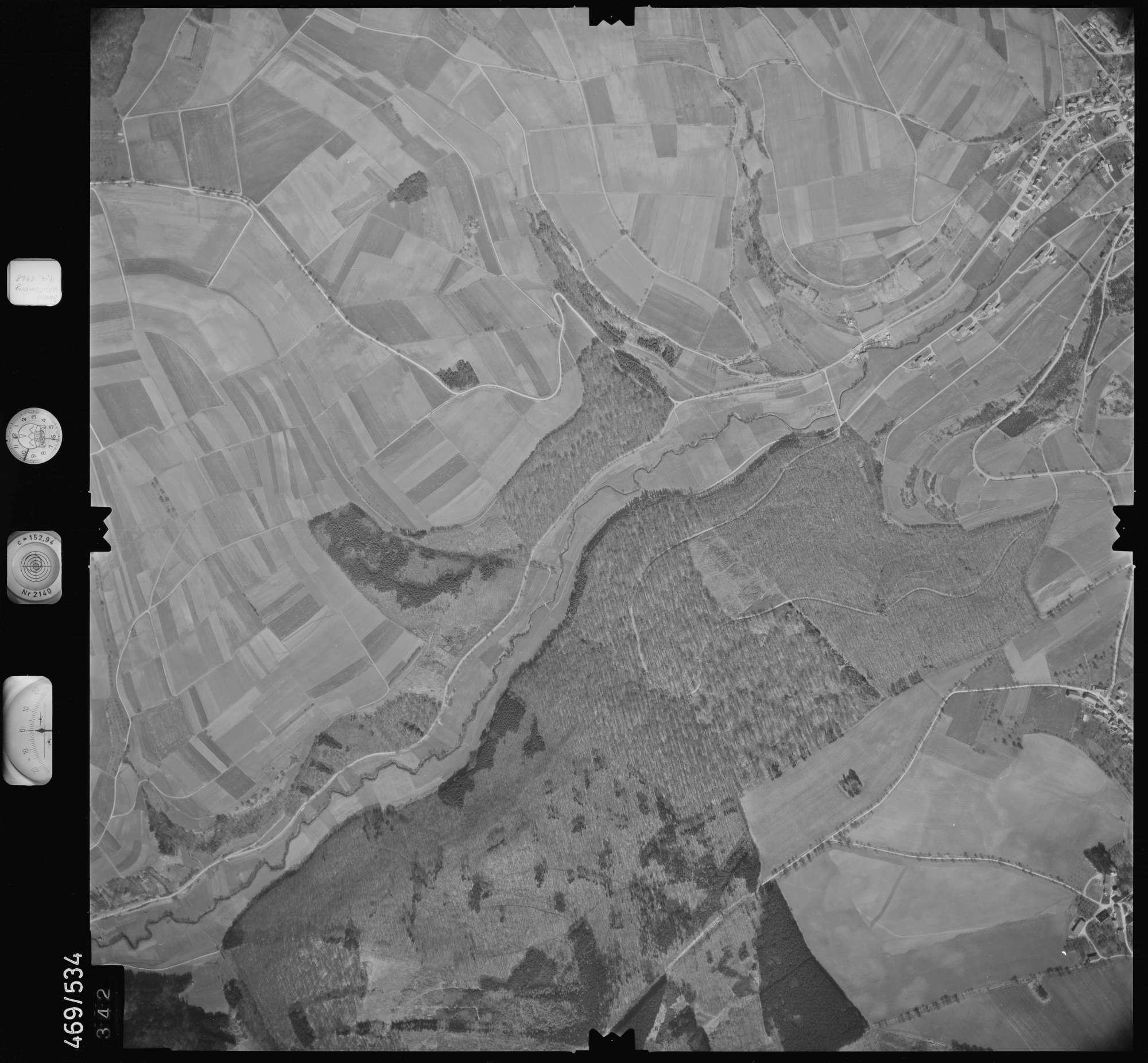 Luftbild: Film 101 Bildnr. 342, Bild 1