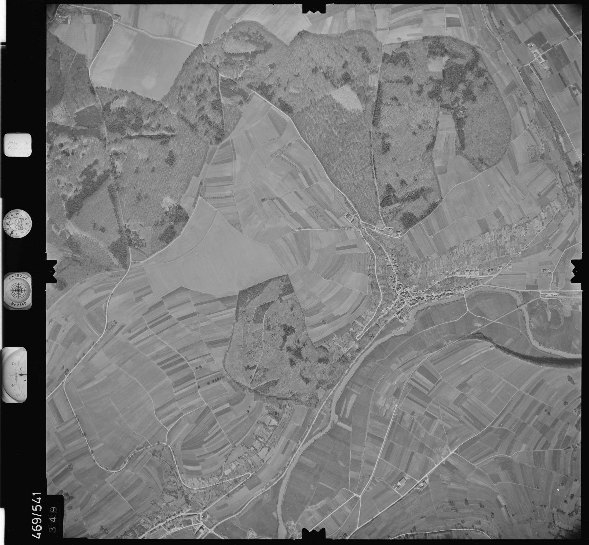 Luftbild: Film 101 Bildnr. 349, Bild 1